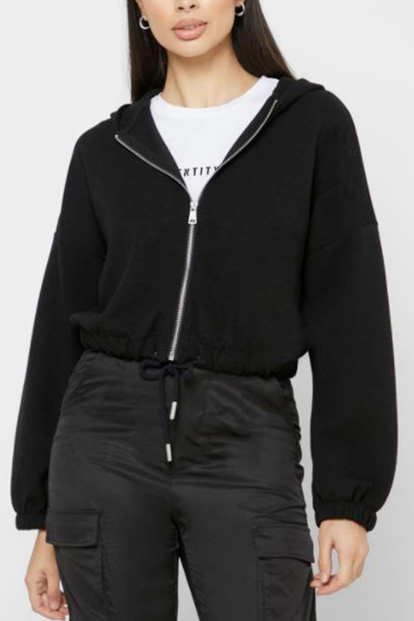 ONLY Women's Sweatshirt ONLY   Sweatshirt   15210679Black