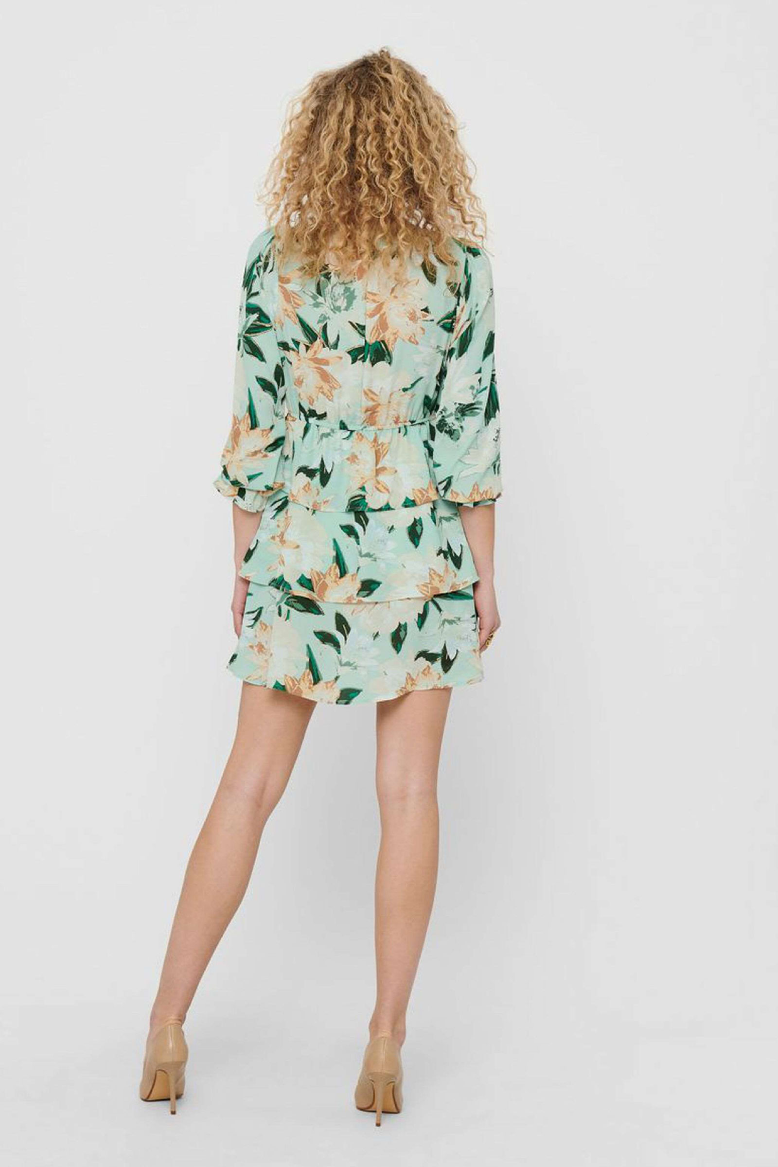 ONLY | Dress | 15219118AOP-BIG FLORAL