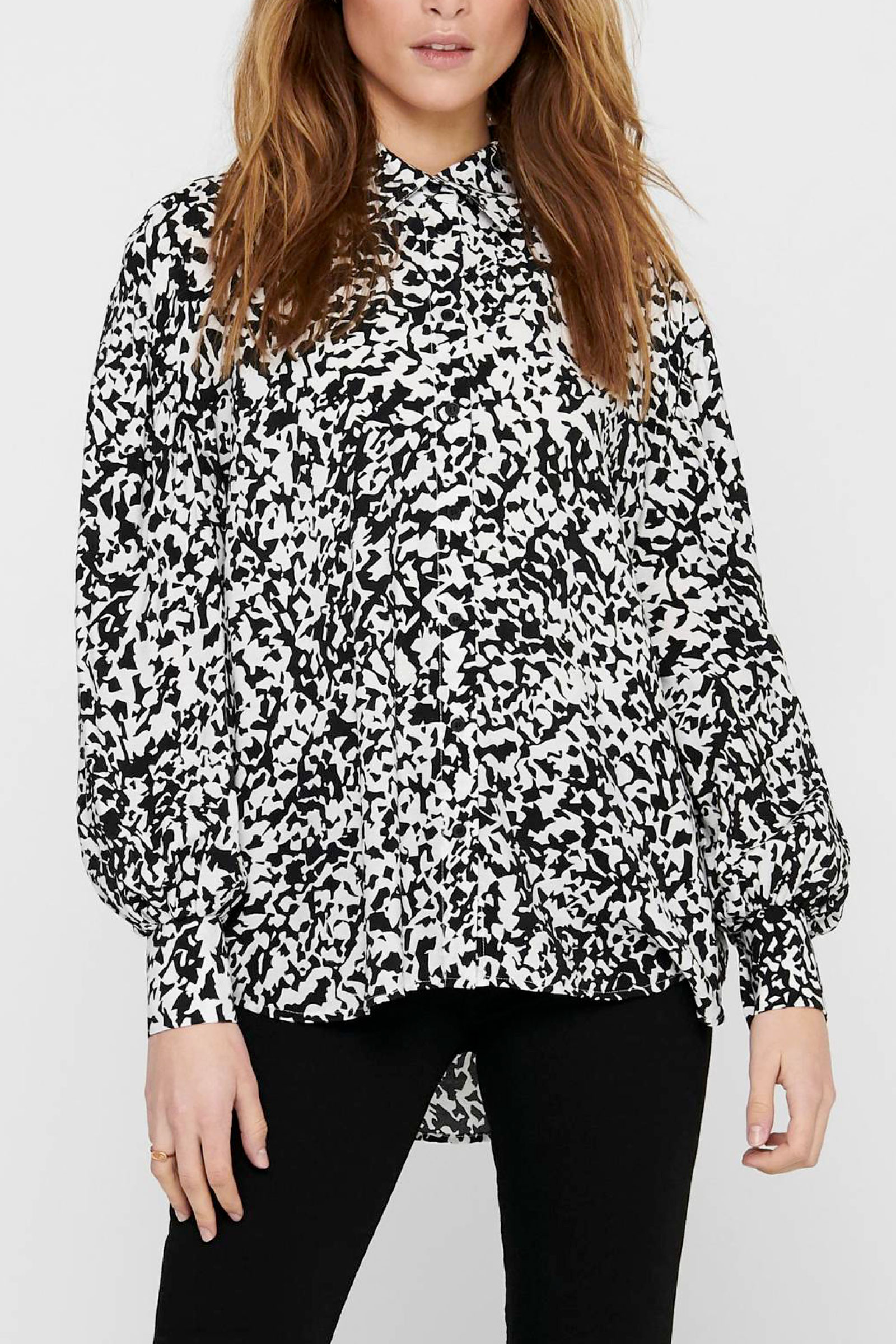ONLY | Shirt | 15221271AOP-CITY GRAPHIC