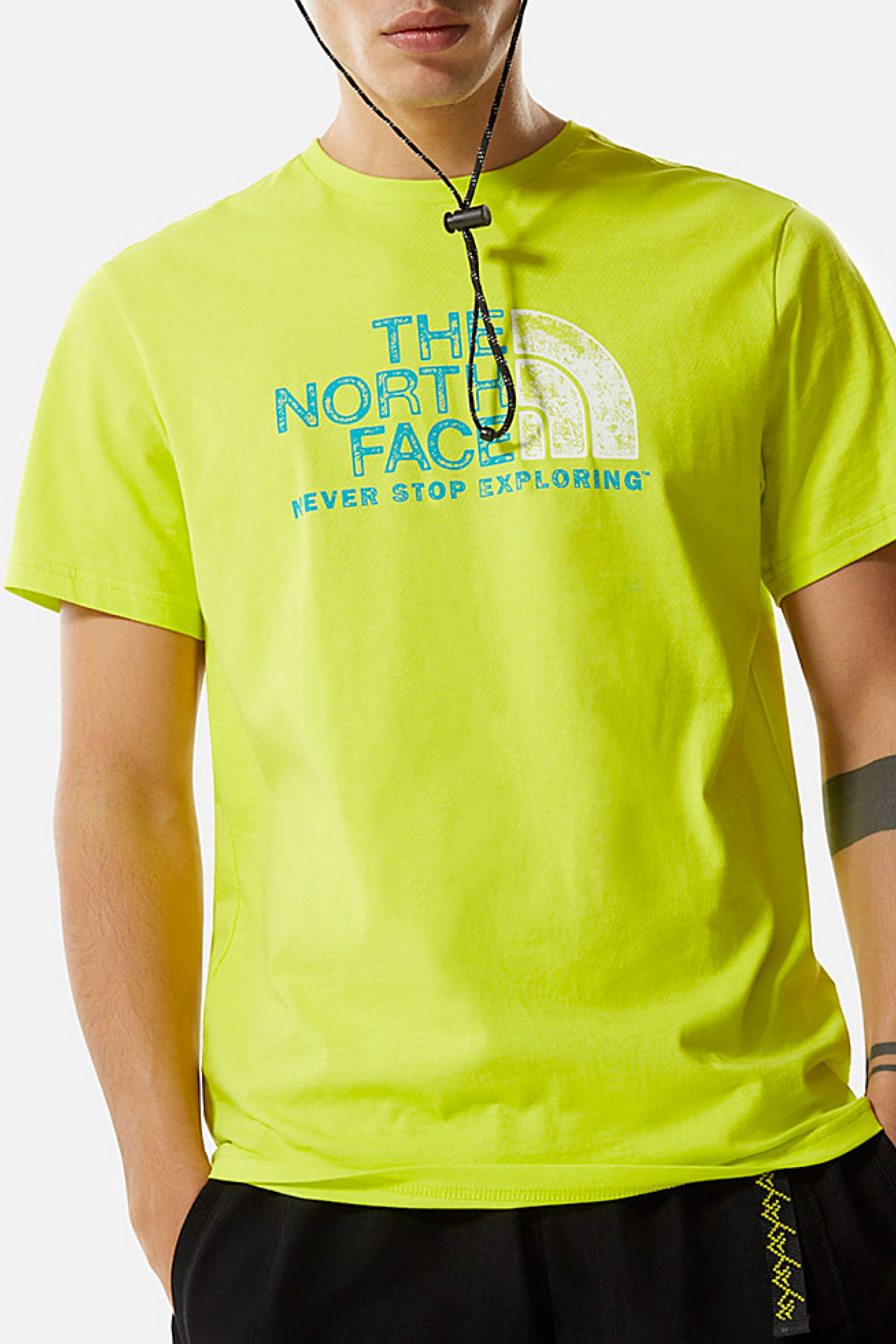 THE NORTH FACE T-Shirt Uomo THE NORTH FACE | T-Shirt | NF0A4M68JE31