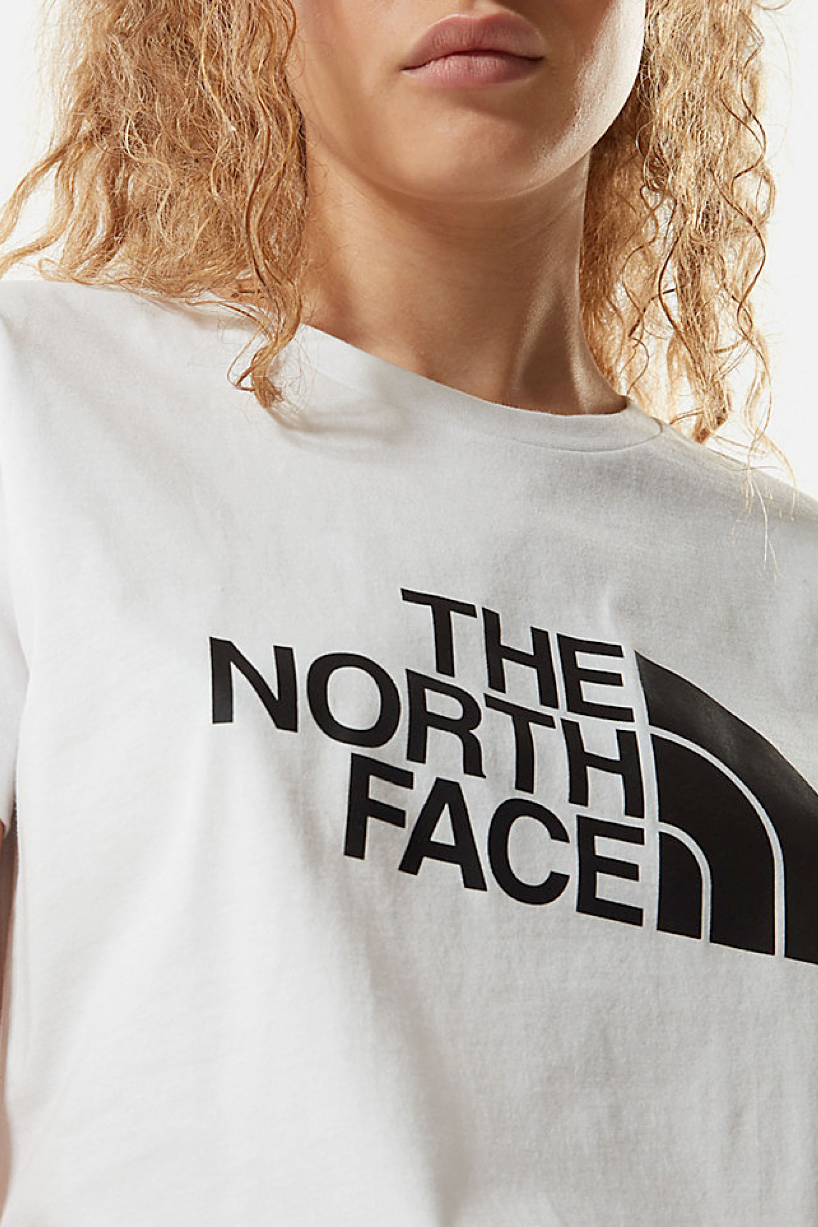 THE NORTH FACE T-Shirt Donna THE NORTH FACE | T-Shirt | NF0A4T1QFN41