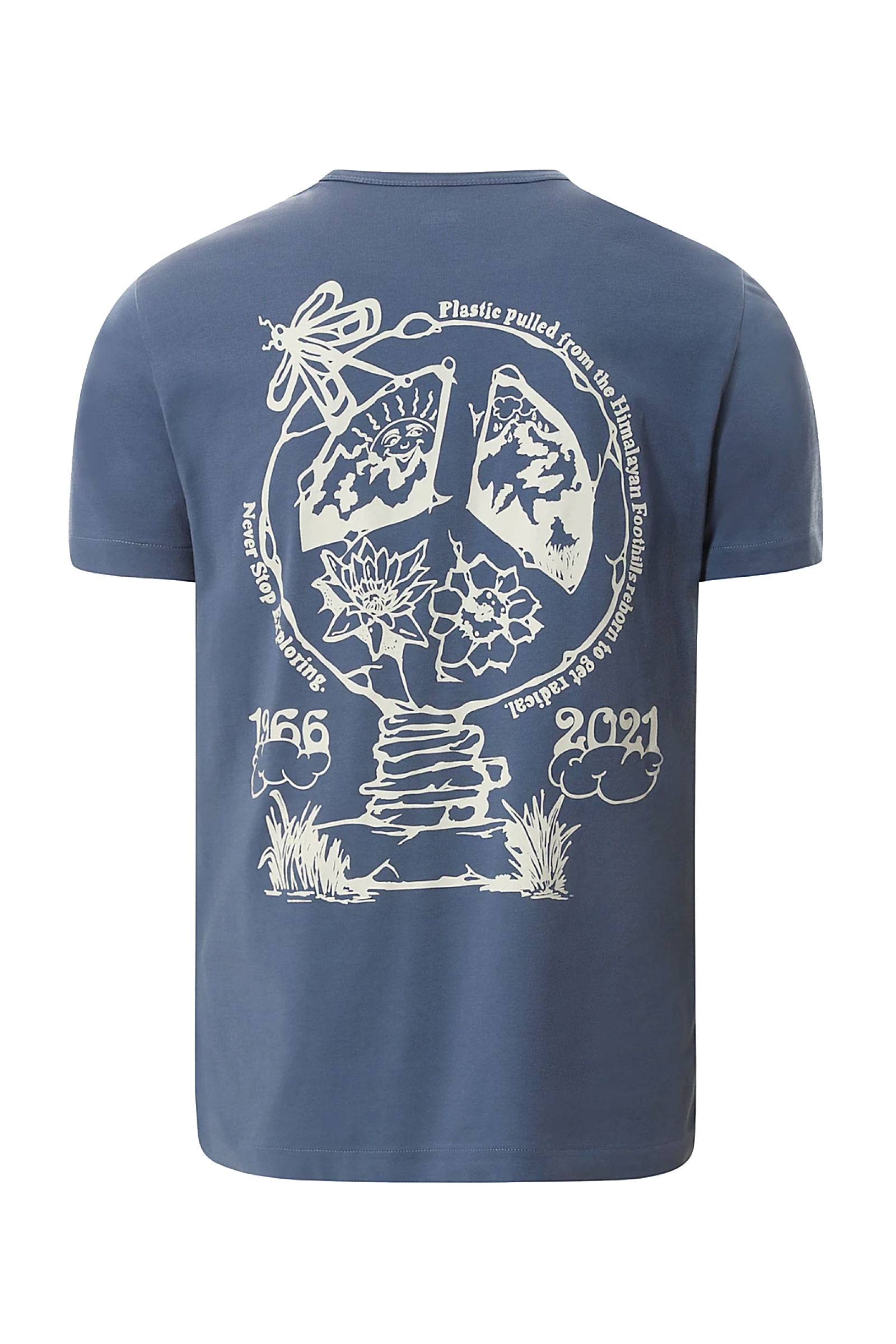 THE NORTH FACE T-Shirt Uomo THE NORTH FACE | T-Shirt | NF0A532LWC41