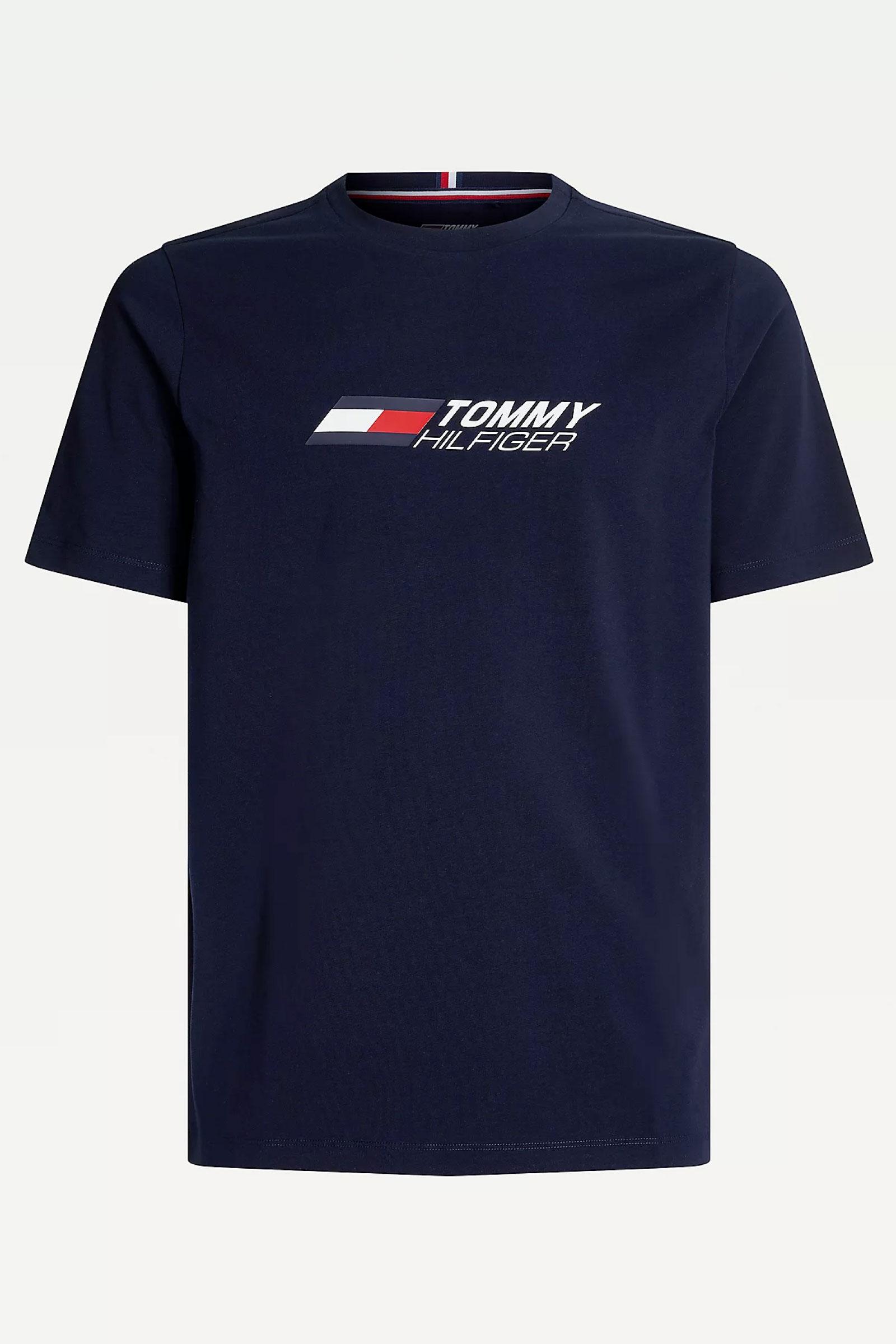 TOMMY HILFIGER T-Shirt Uomo TOMMY HILFIGER   T-Shirt   MW0MW17282DW5