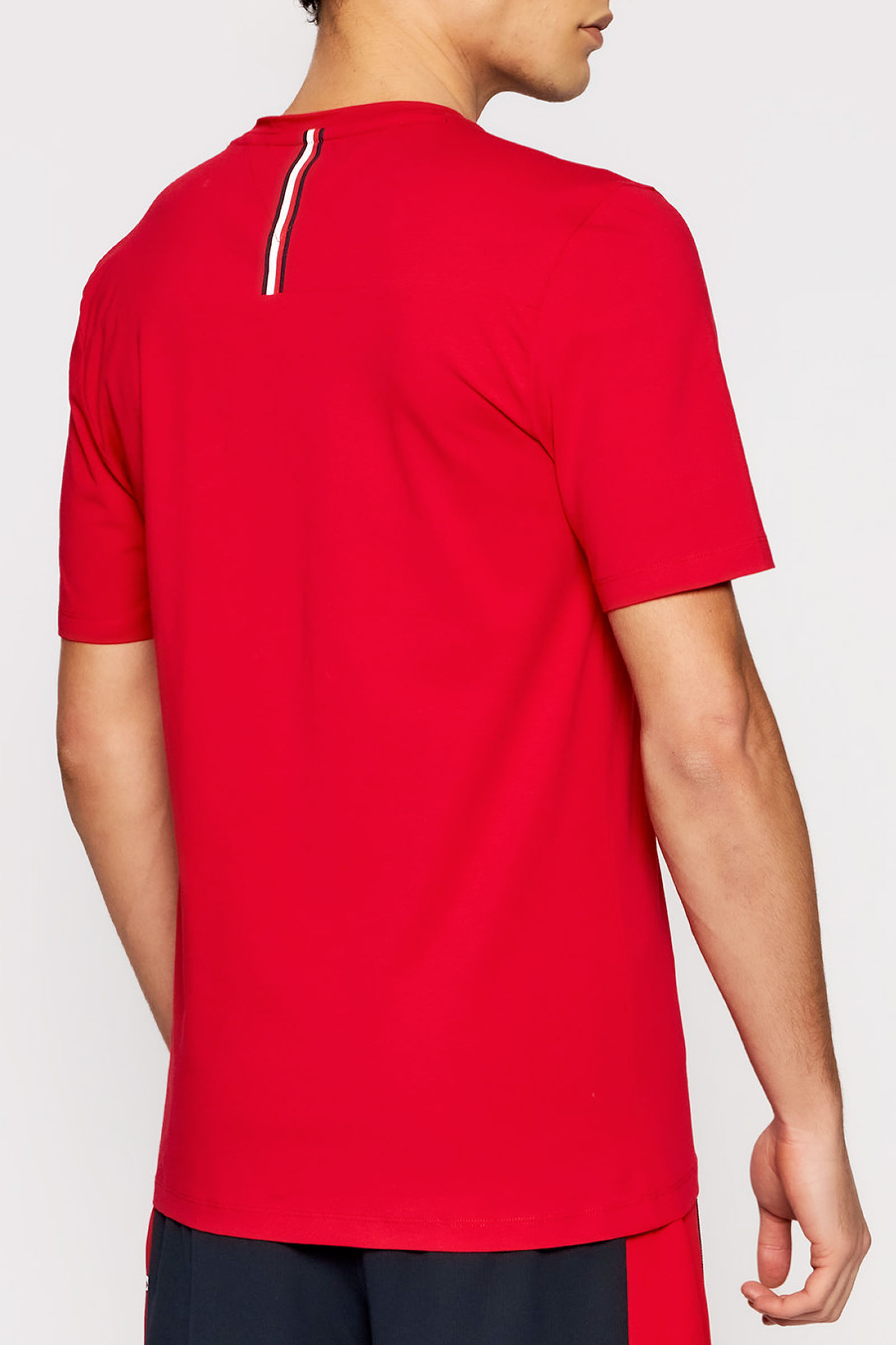 TOMMY HILFIGER T-Shirt Uomo TOMMY HILFIGER   T-Shirt   MW0MW17373XLG