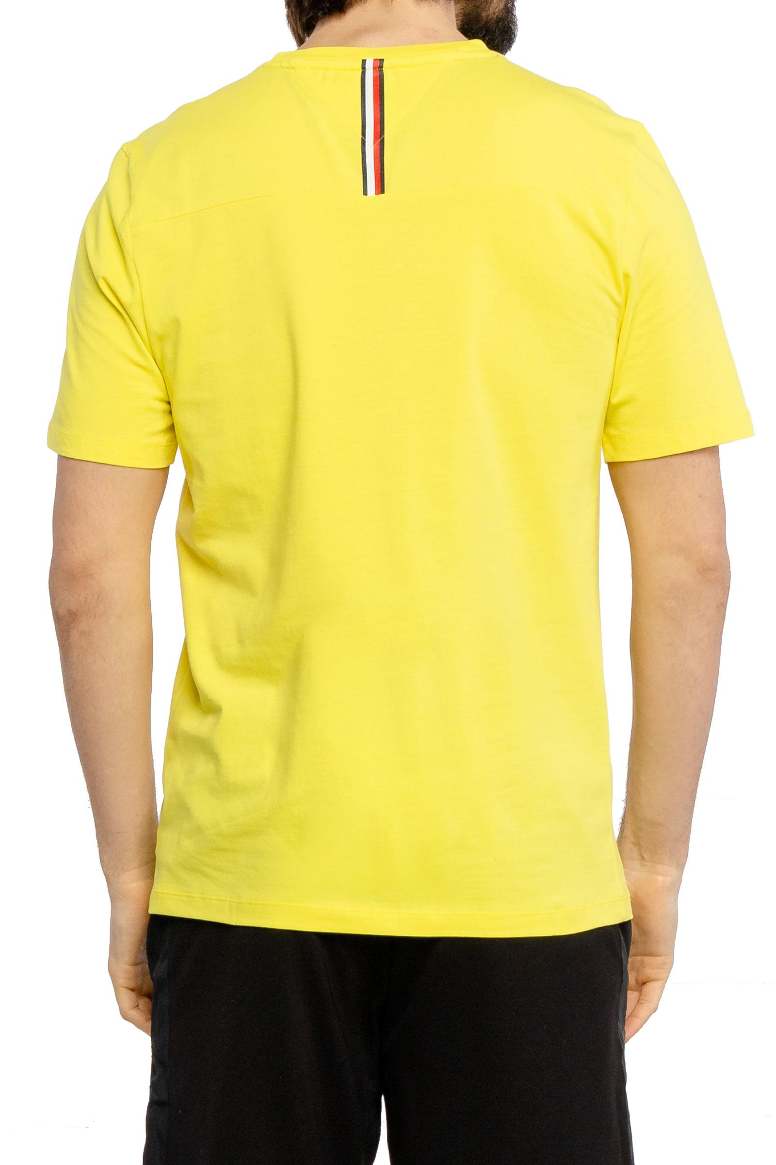 TOMMY HILFIGER T-Shirt Uomo TOMMY HILFIGER   T-Shirt   MW0MW17373ZIK