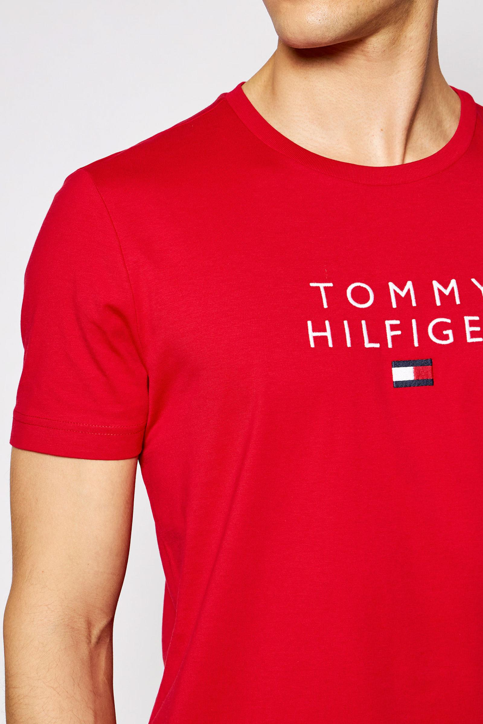 TOMMY HILFIGER   T-Shirt   MW0MW17663XLG