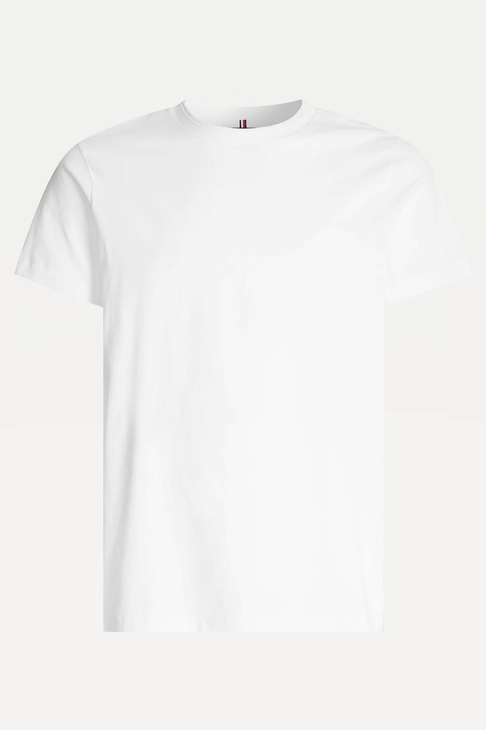 TOMMY HILFIGER Top Uomo TOMMY HILFIGER   T-Shirt   MW0MW17672YBR