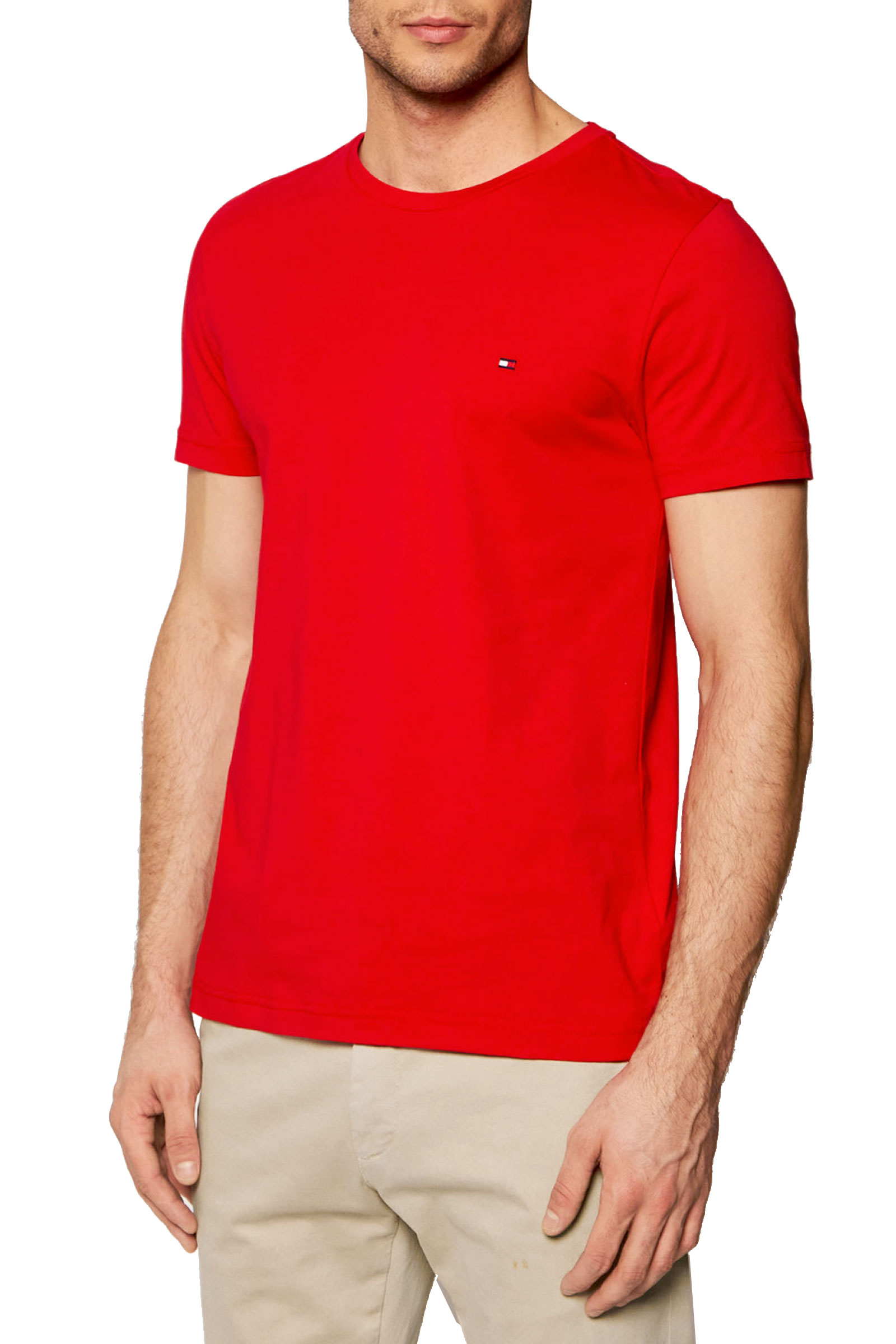TOMMY HILFIGER   T-Shirt   MW0MW17681XLG