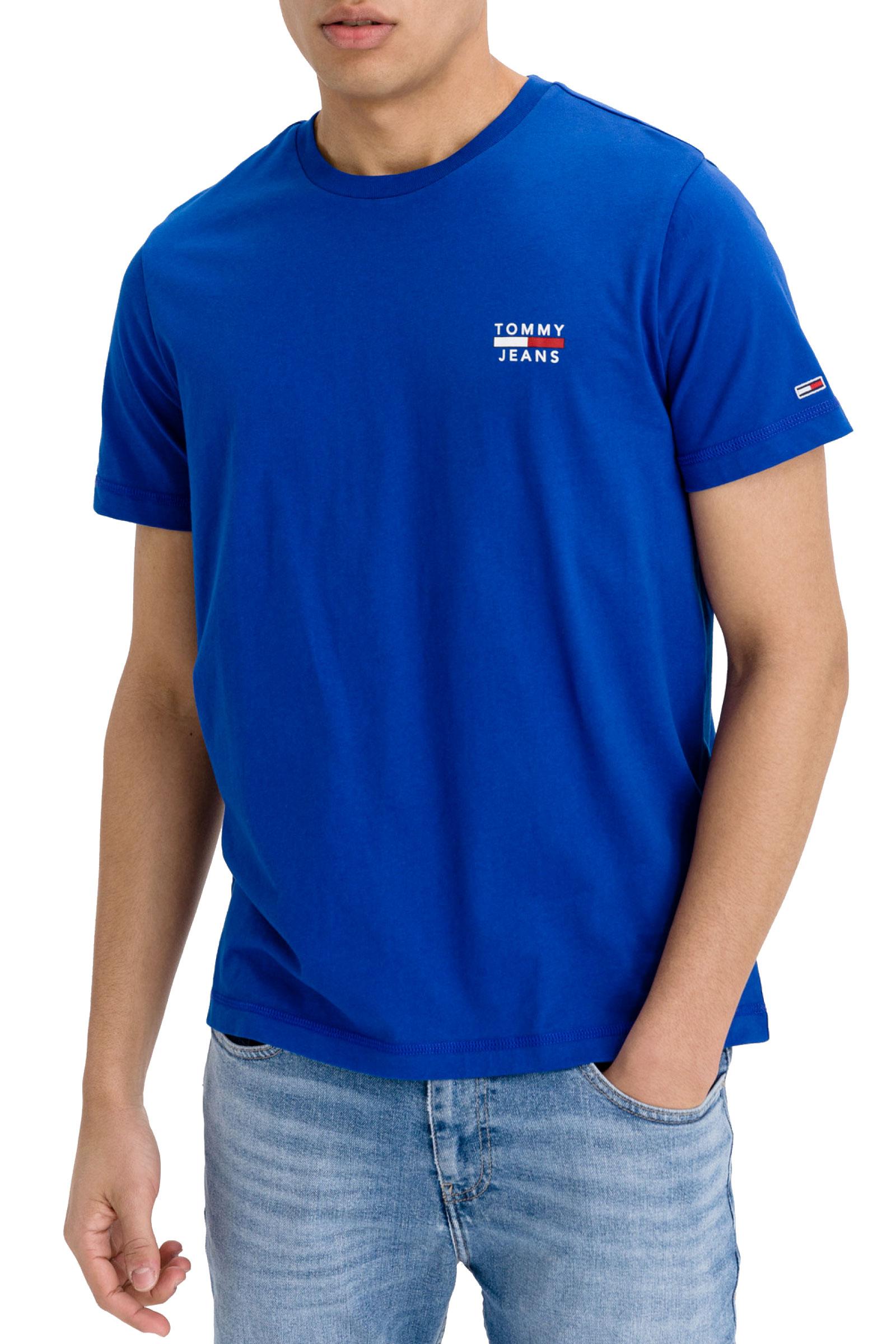 TOMMY JEANS T-Shirt Uomo TOMMY JEANS | T-Shirt | DM0DM10099C65