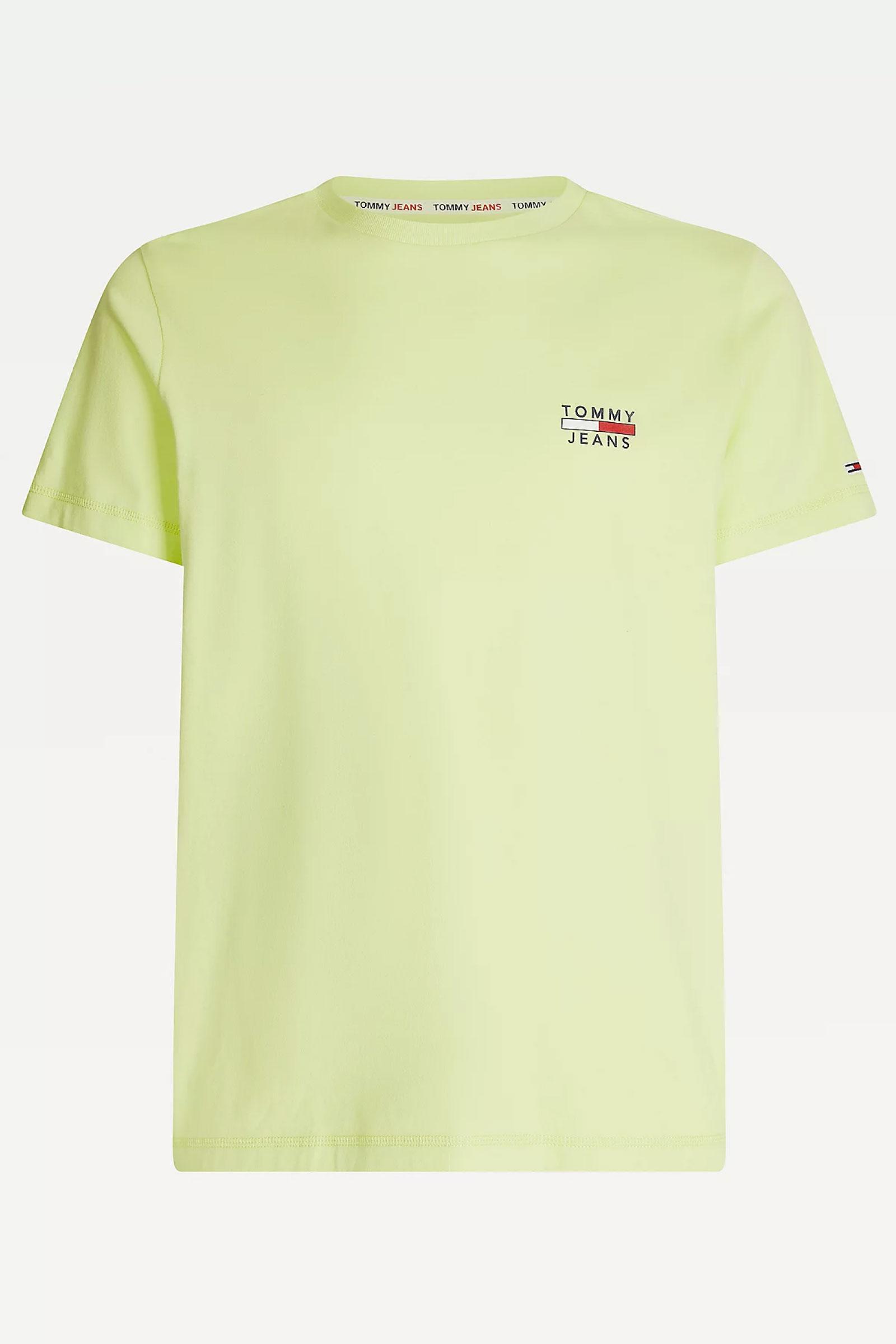 TOMMY JEANS T-Shirt Uomo TOMMY JEANS | T-Shirt | DM0DM10099LT3