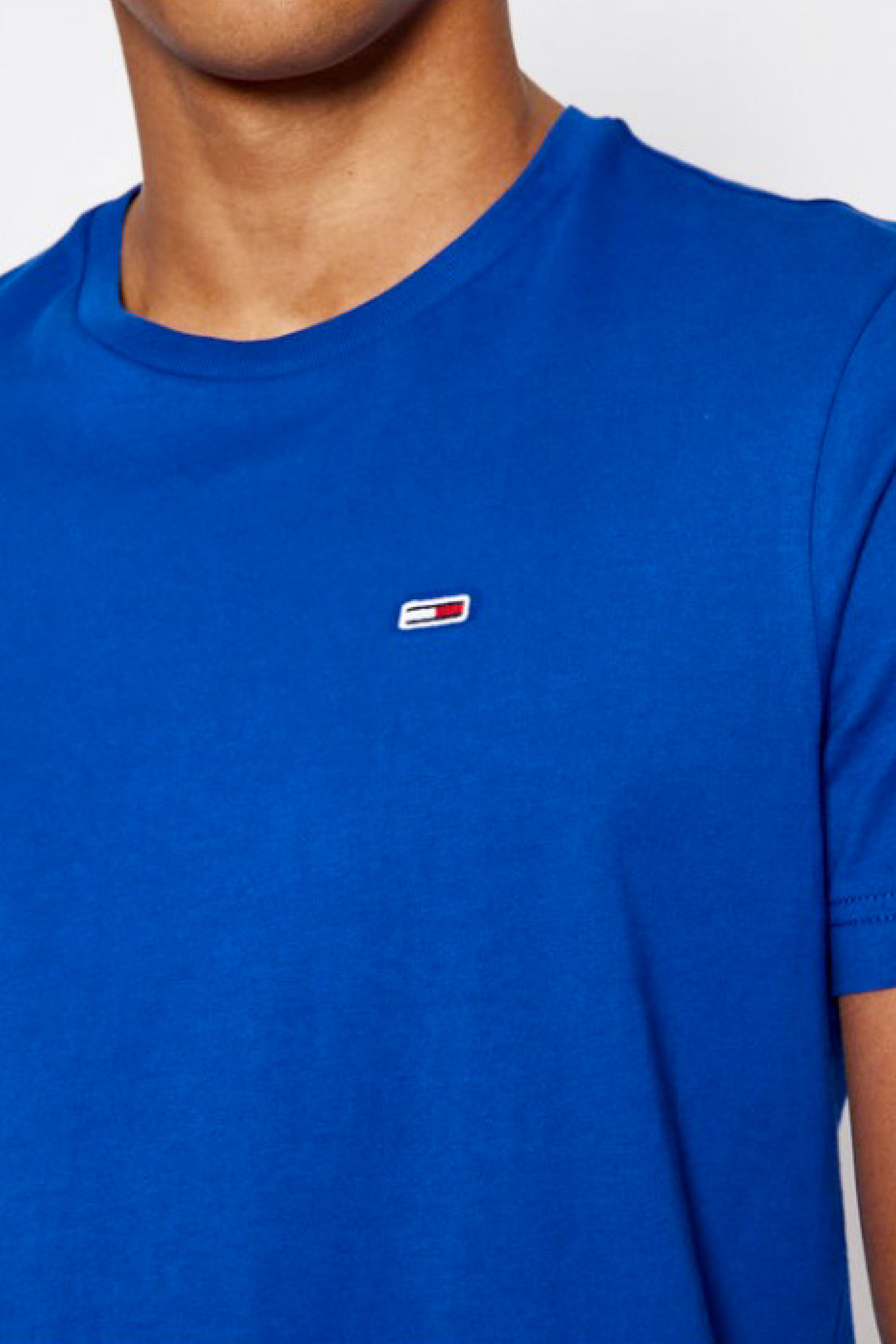 TOMMY JEANS T-Shirt Uomo TOMMY JEANS | T-Shirt | DM0DM10101C65