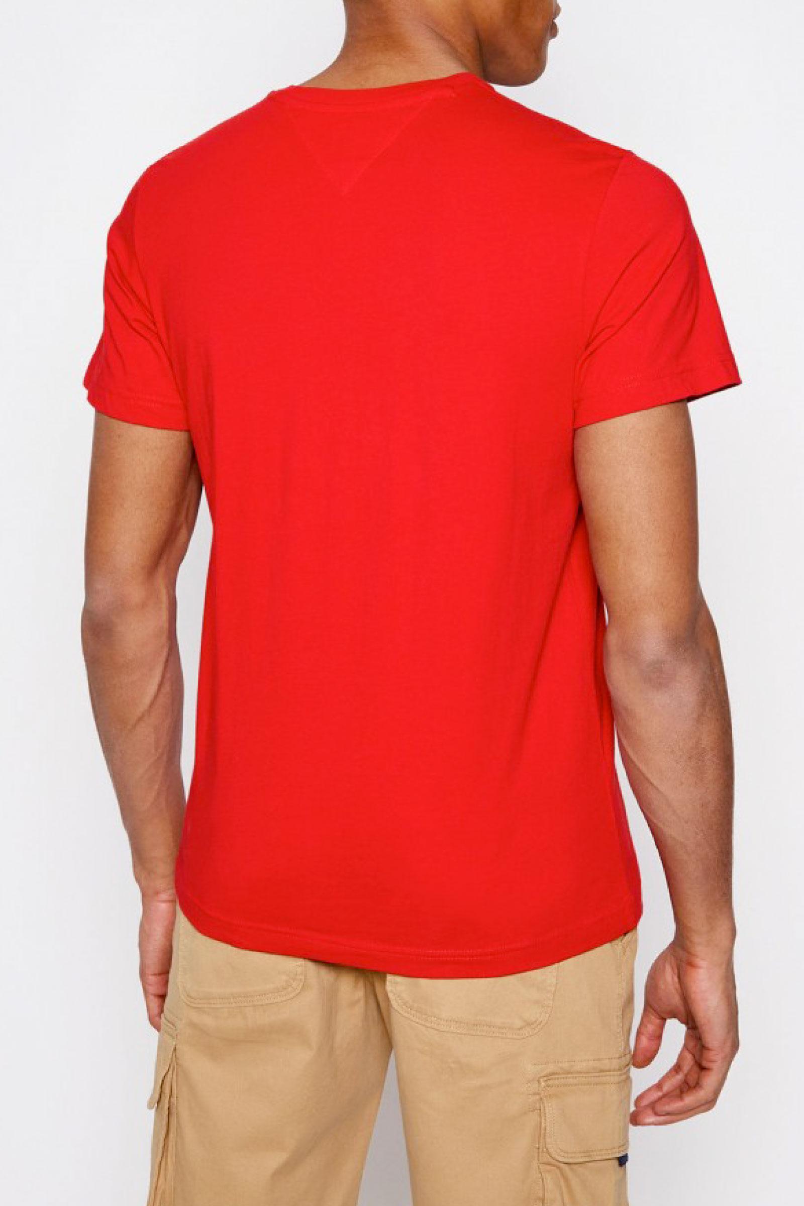 TOMMY JEANS T-Shirt Uomo TOMMY JEANS | T-Shirt | DM0DM10101XNL