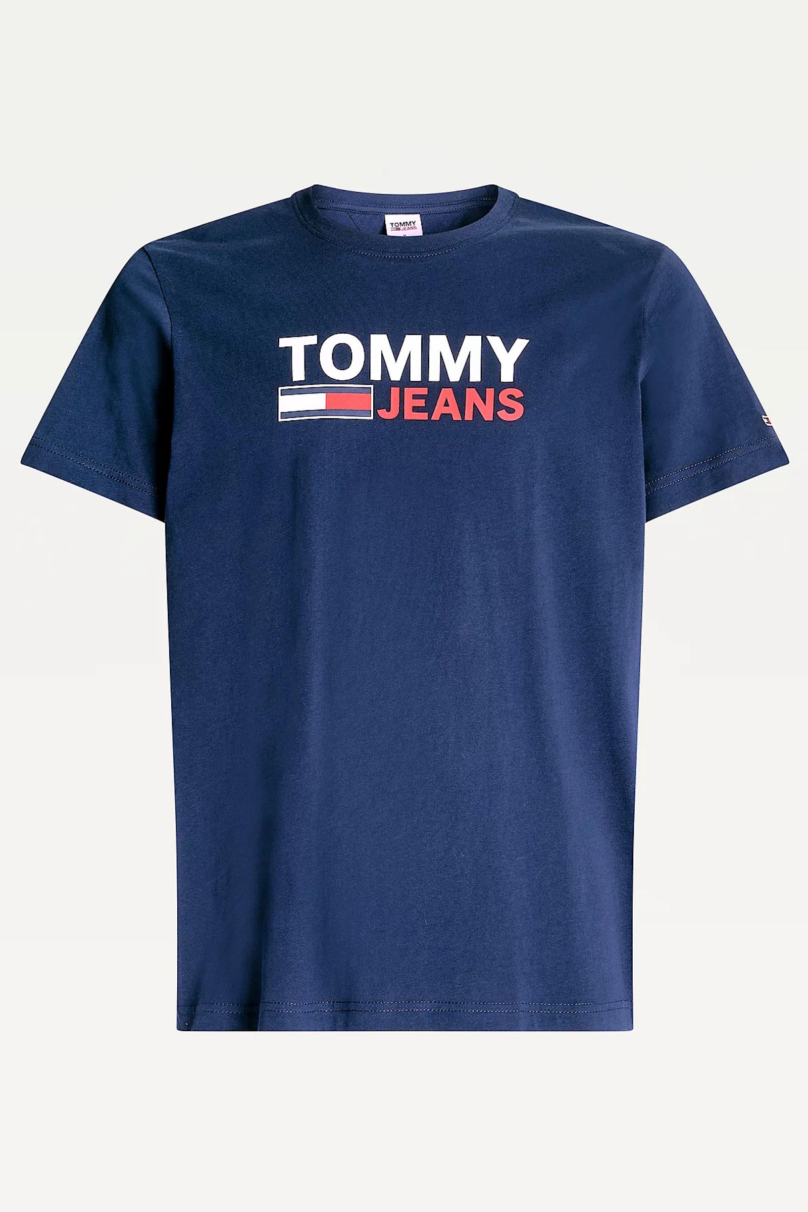 TOMMY JEANS | T-Shirt | DM0DM10214C87