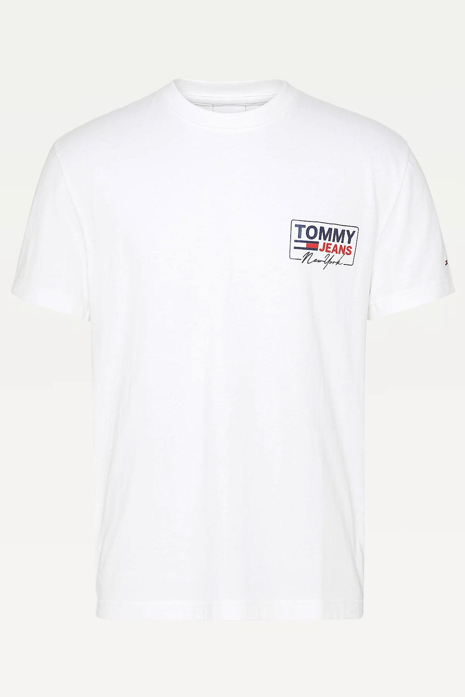 TOMMY JEANS T-Shirt Uomo TOMMY JEANS   T-Shirt   DM0DM10216YBR