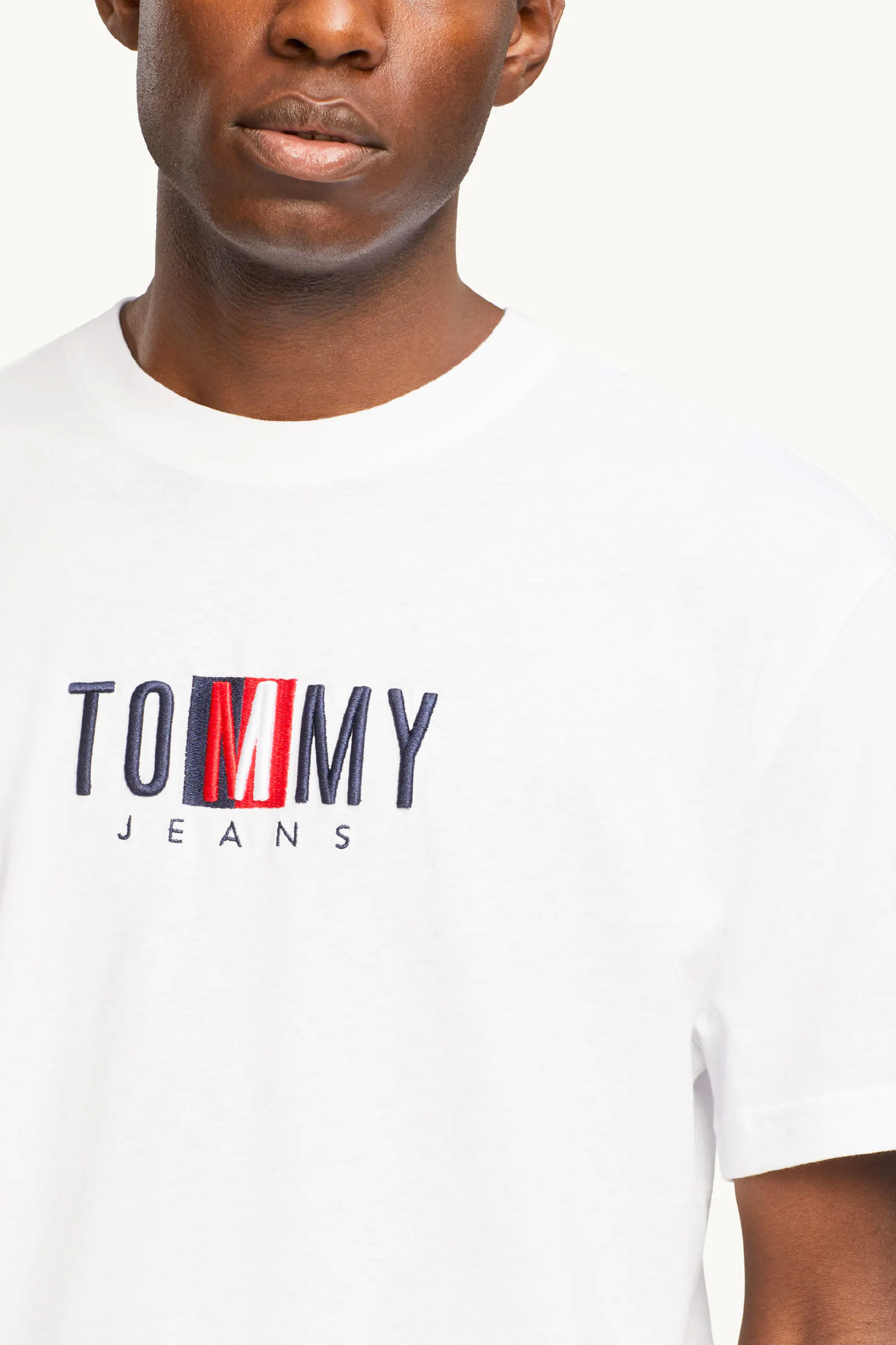 TOMMY JEANS | T-Shirt | DM0DM10218YBR