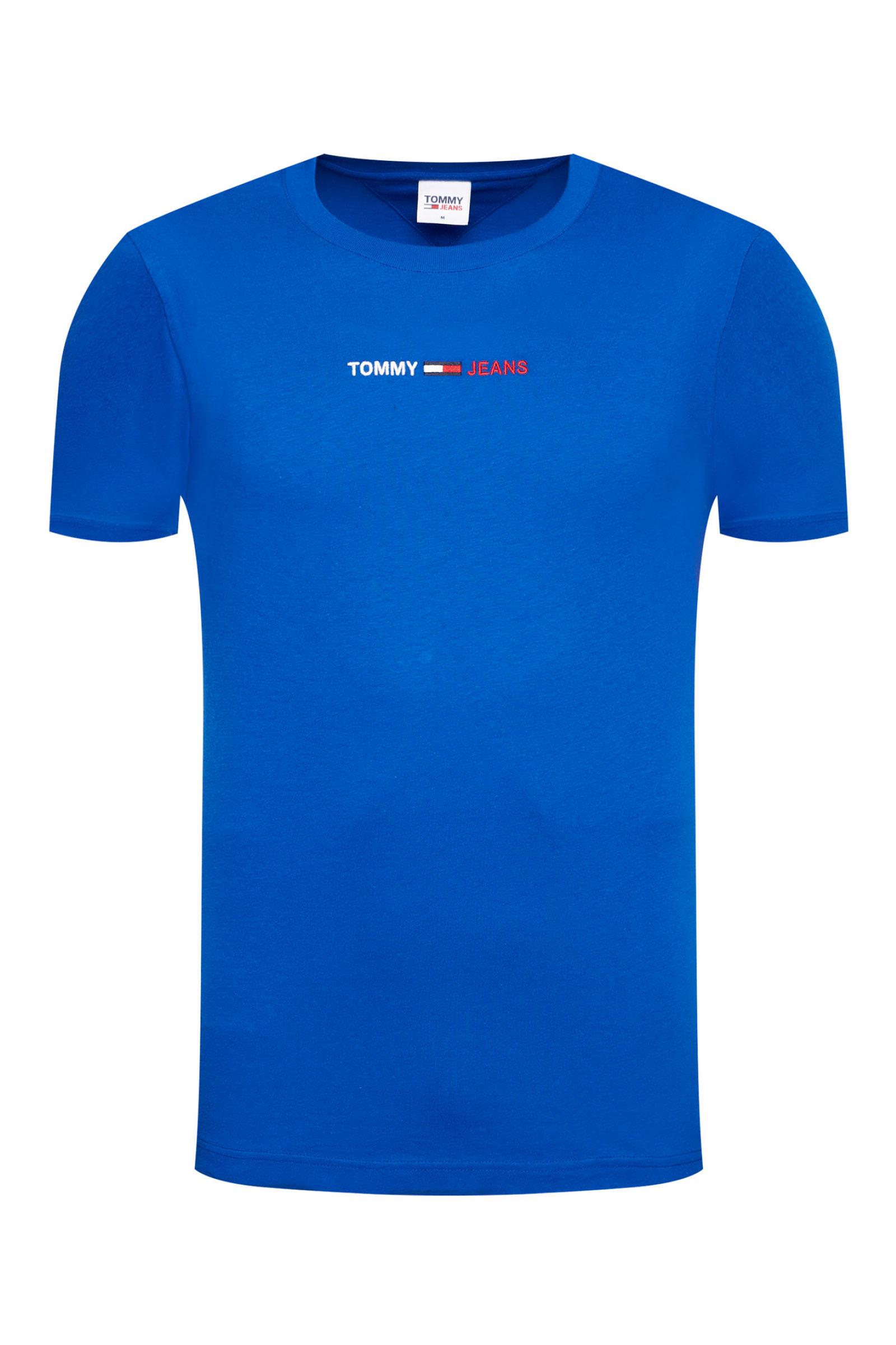 TOMMY JEANS T-Shirt Uomo TOMMY JEANS   T-Shirt   DM0DM10219C65