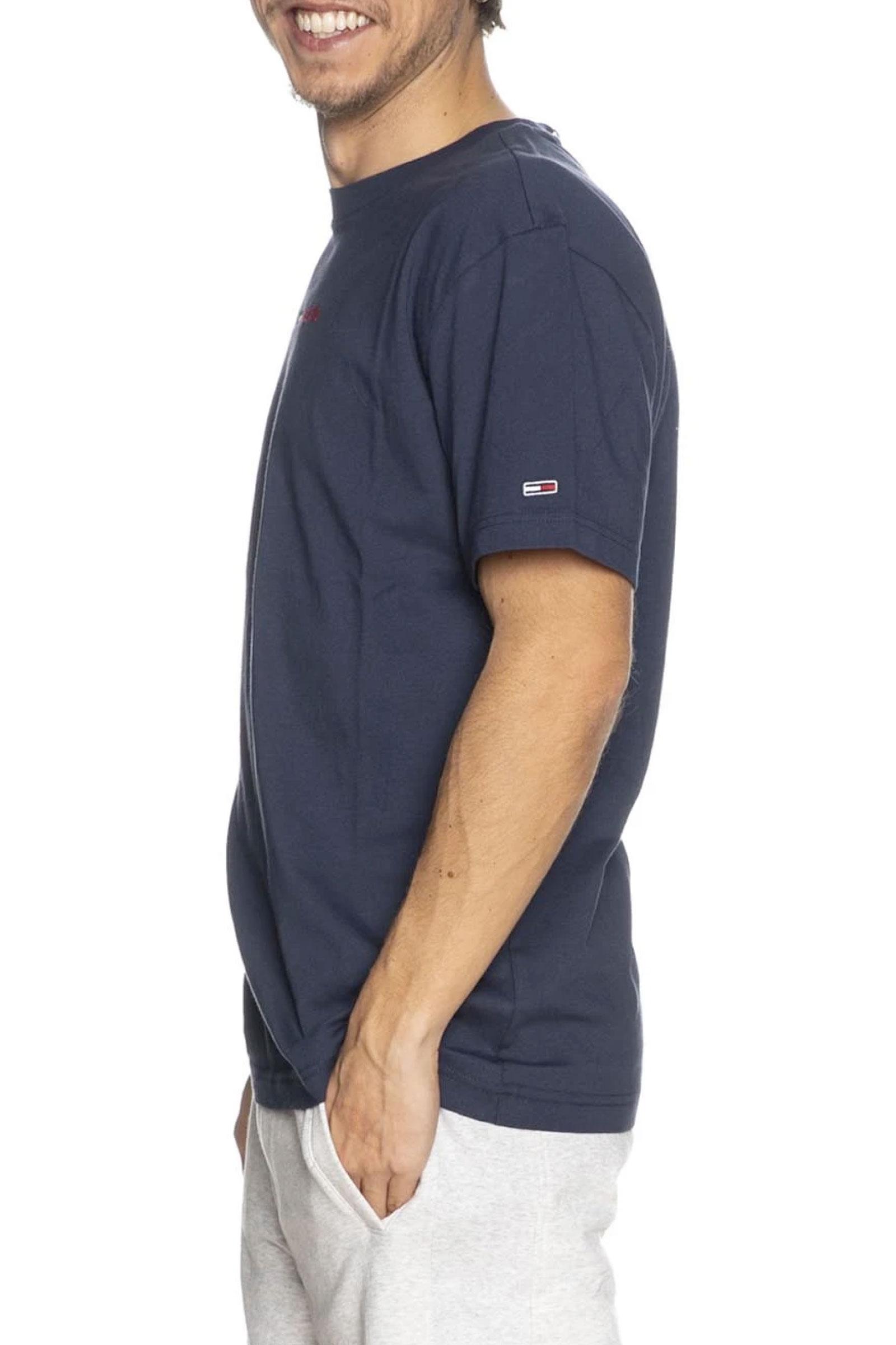 TOMMY JEANS T-Shirt Uomo TOMMY JEANS | T-Shirt | DM0DM10219C87