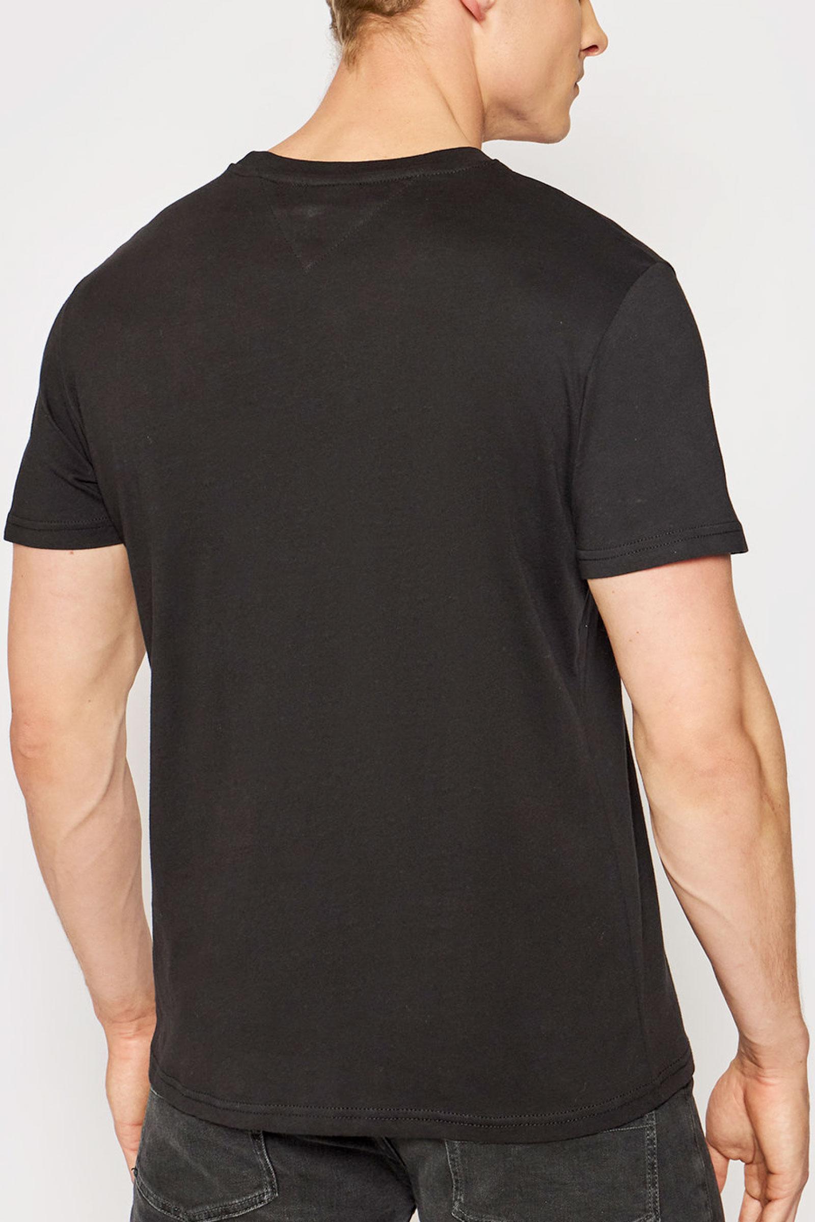 TOMMY JEANS Top Uomo TOMMY JEANS | T-Shirt | DM0DM10226BDS