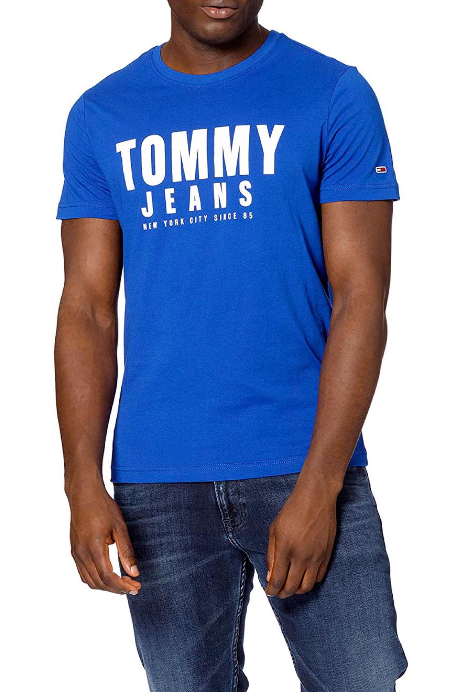 TOMMY JEANS T-Shirt Uomo TOMMY JEANS | T-Shirt | DM0DM10243C65