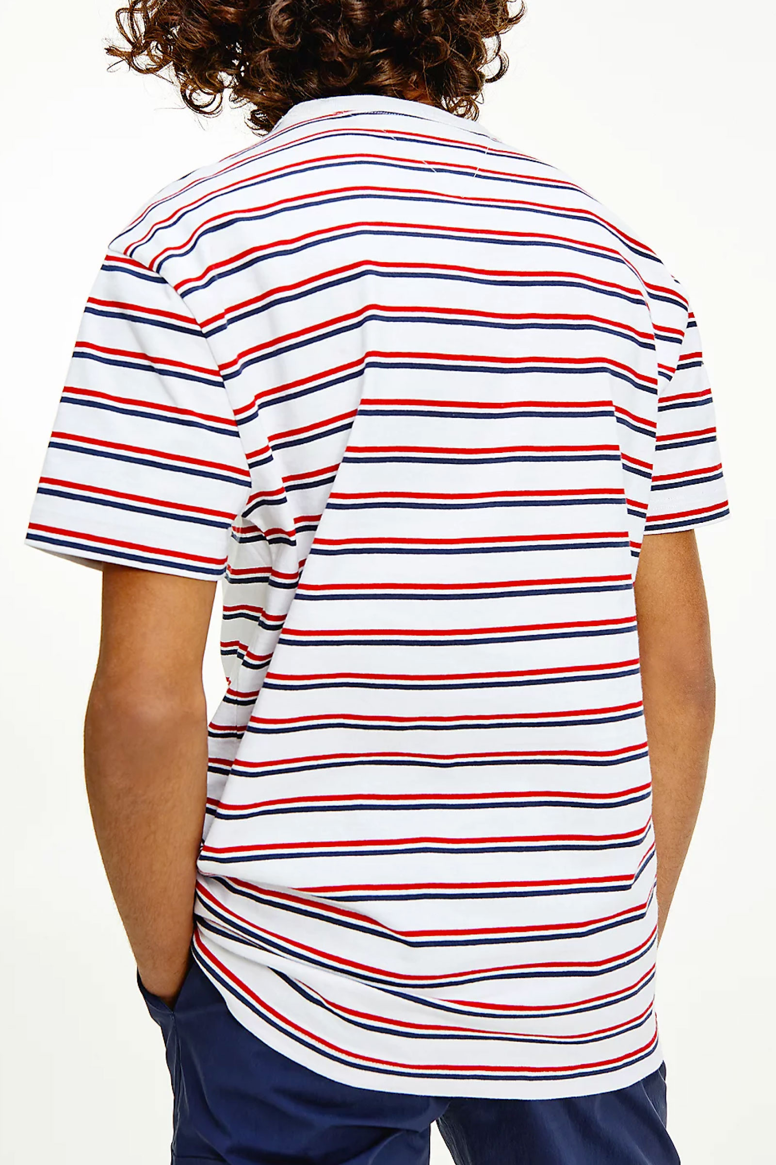 TOMMY JEANS Top Uomo TOMMY JEANS | T-Shirt | DM0DM10264XNL