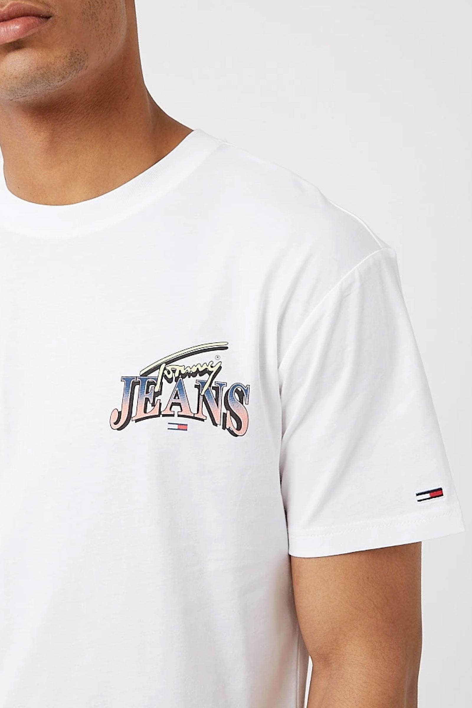 TOMMY JEANS | T-Shirt | DM0DM10622YBR