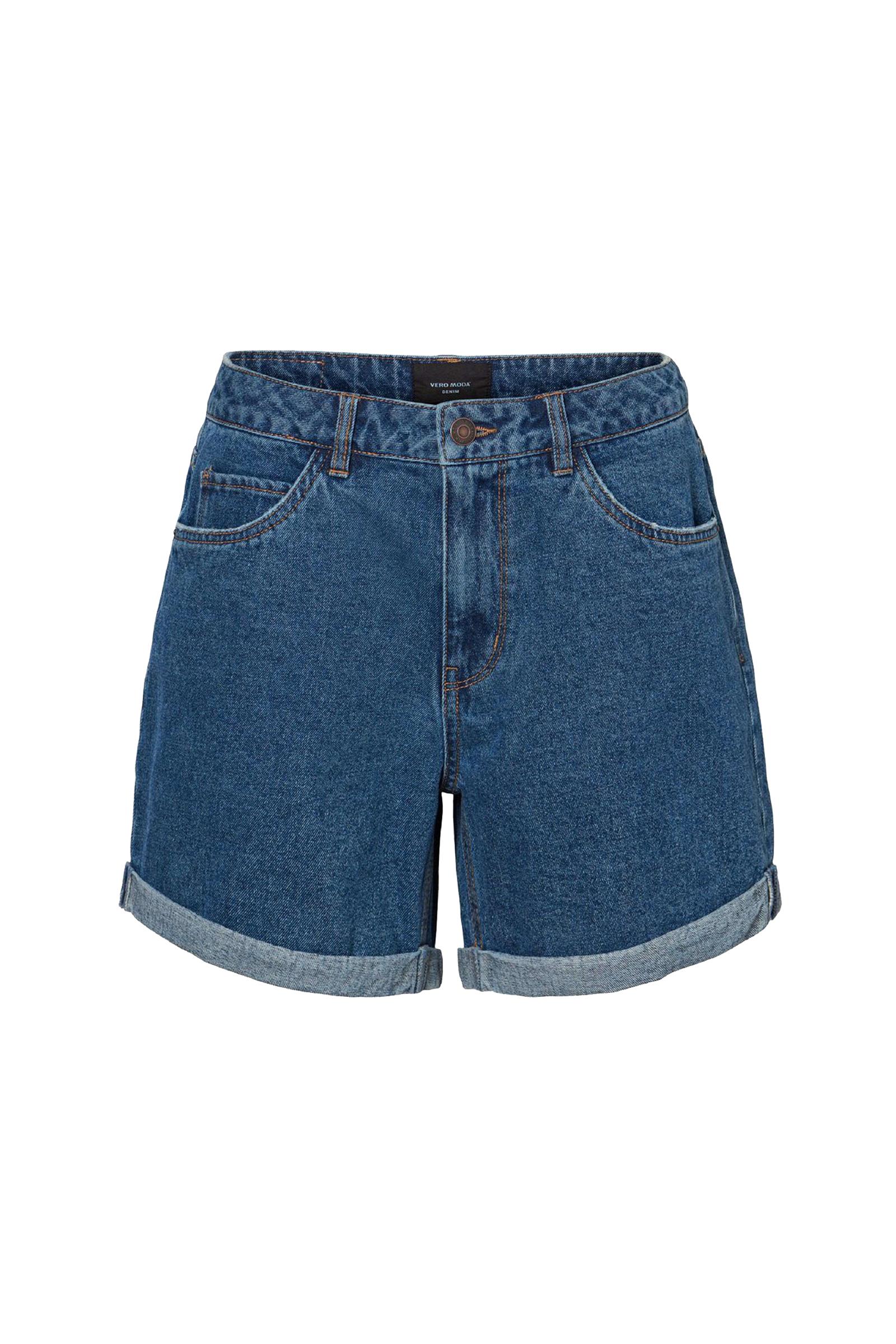 VERO MODA Shorts Woman VERO MODA |  | 10210384Medium Blue Denim
