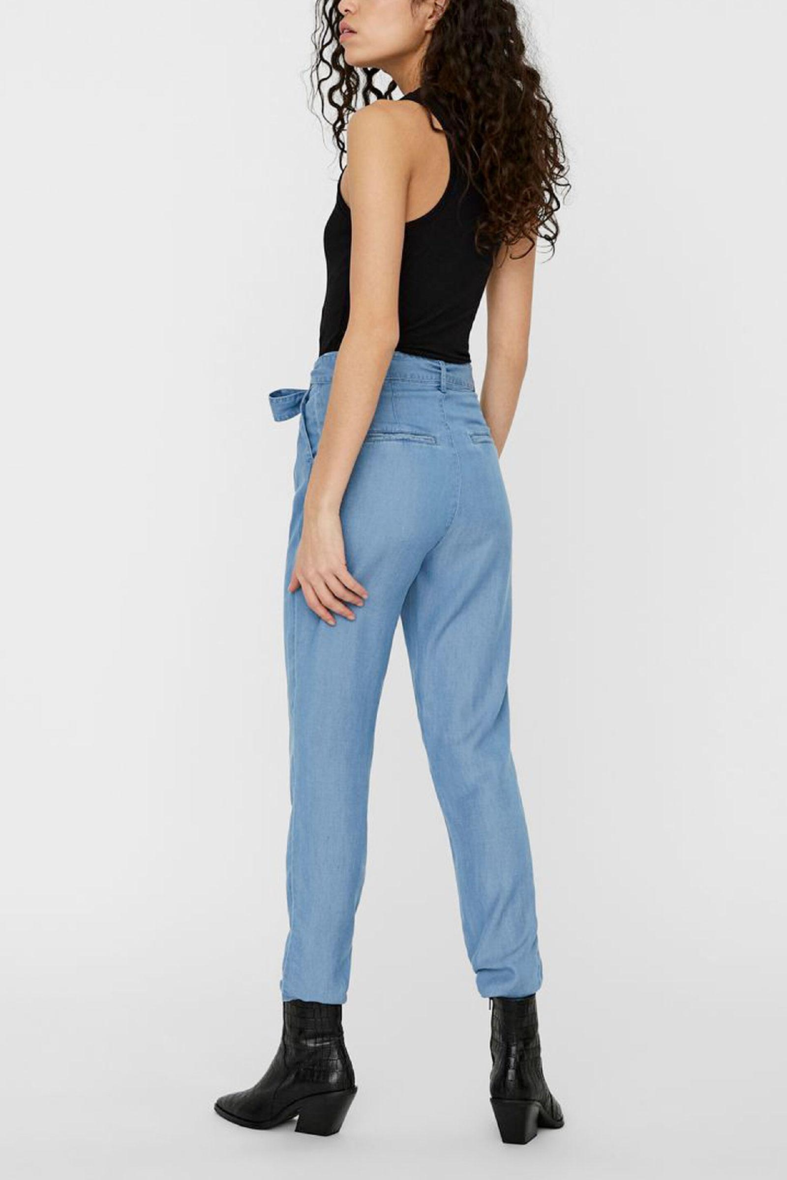 VERO MODA | Trousers | 10240442Light Blue Denim