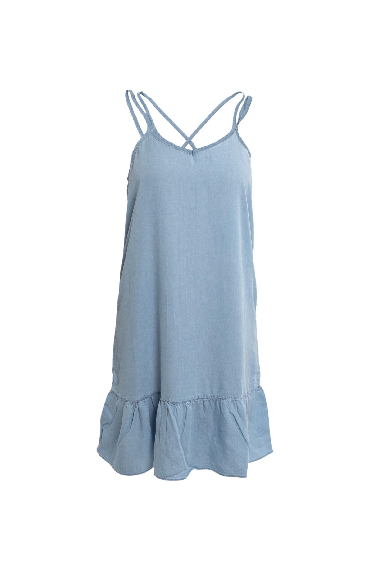 VERO MODA Woman Dress VERO MODA | Dress | 10242286Light Blue Denim