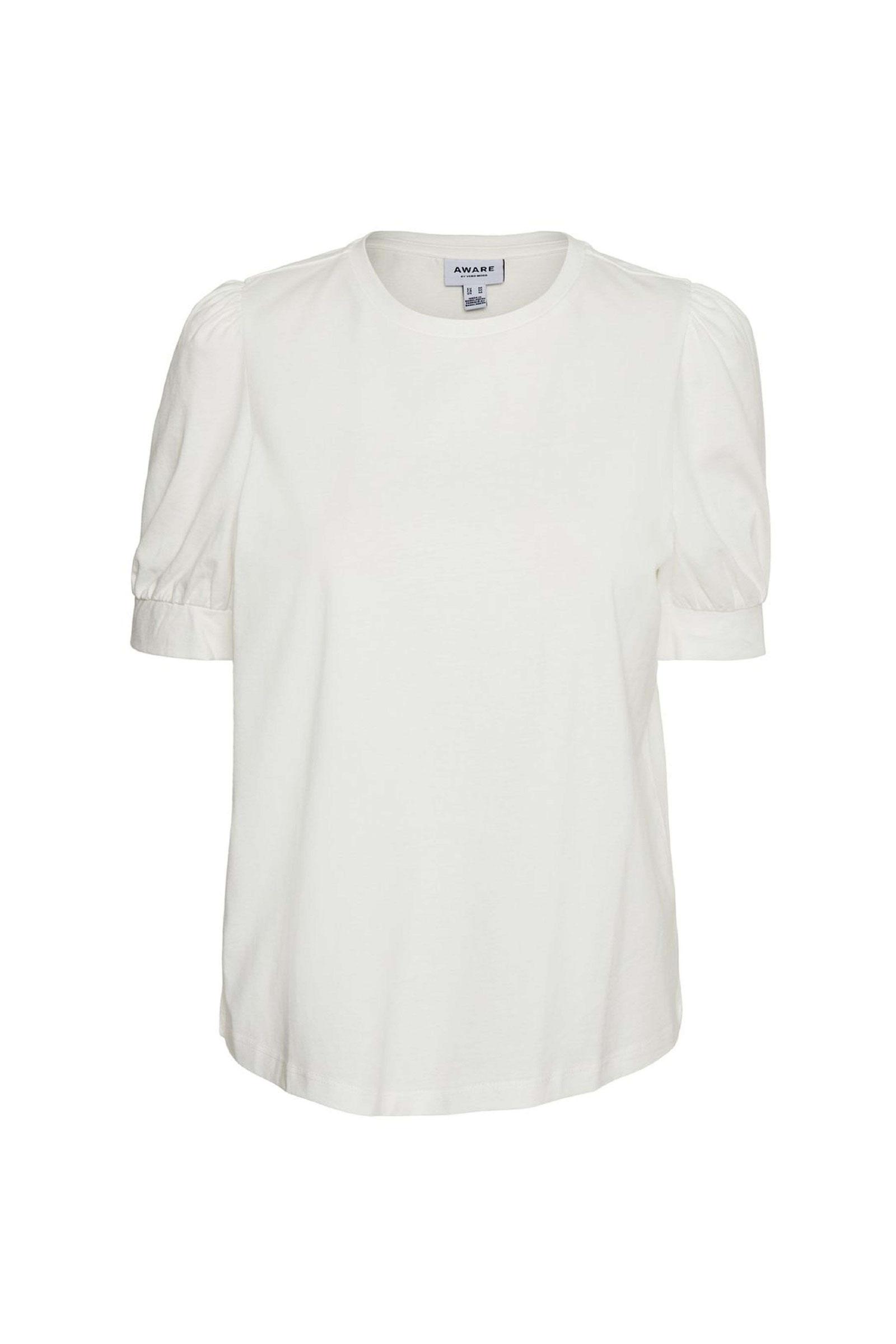 VERO MODA Women's T-Shirt VERO MODA | T-Shirt | 10243967Snow White