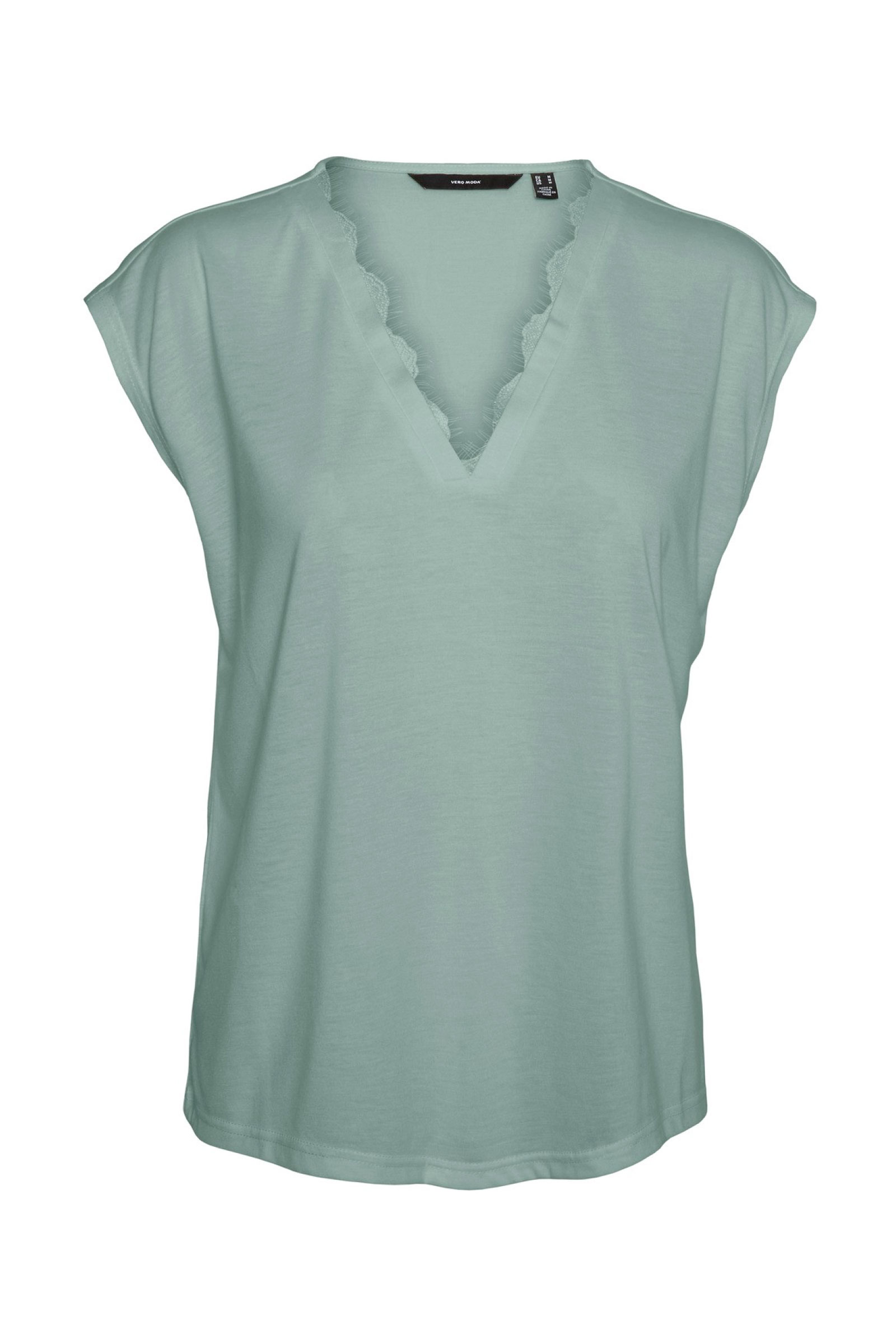 VERO MODA Women's T-Shirt VERO MODA   T-Shirt   10244100Jadeite