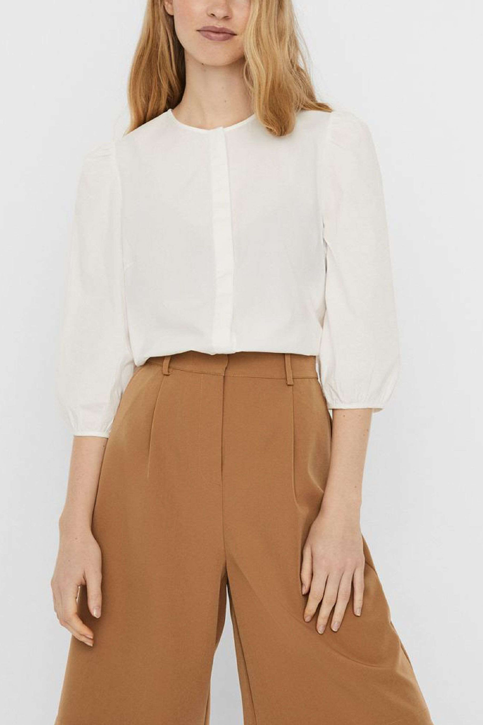 VERO MODA Camicia Woman VERO MODA   Shirt   10245050Snow White