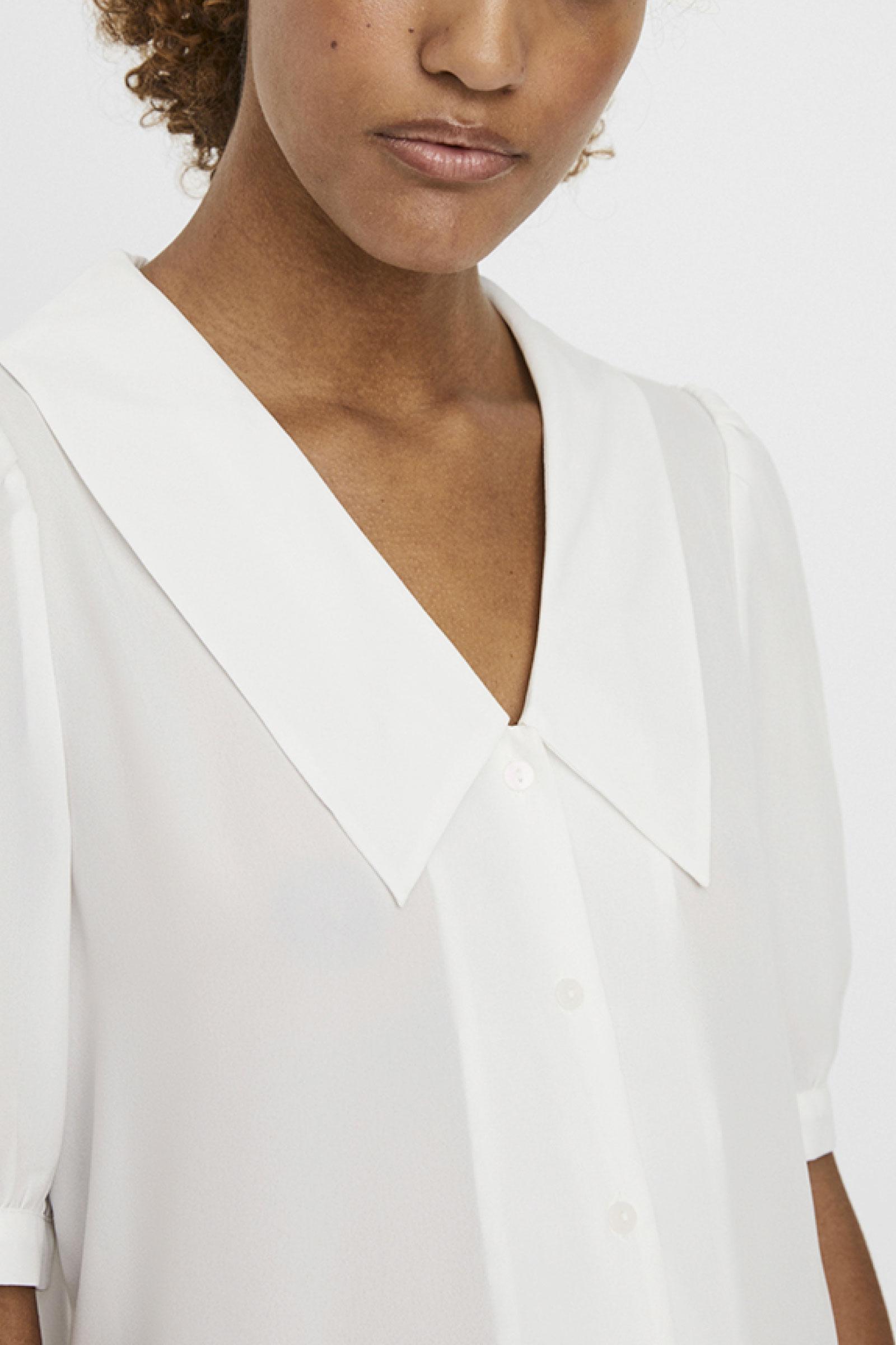 VERO MODA | Shirt | 10247261Snow White