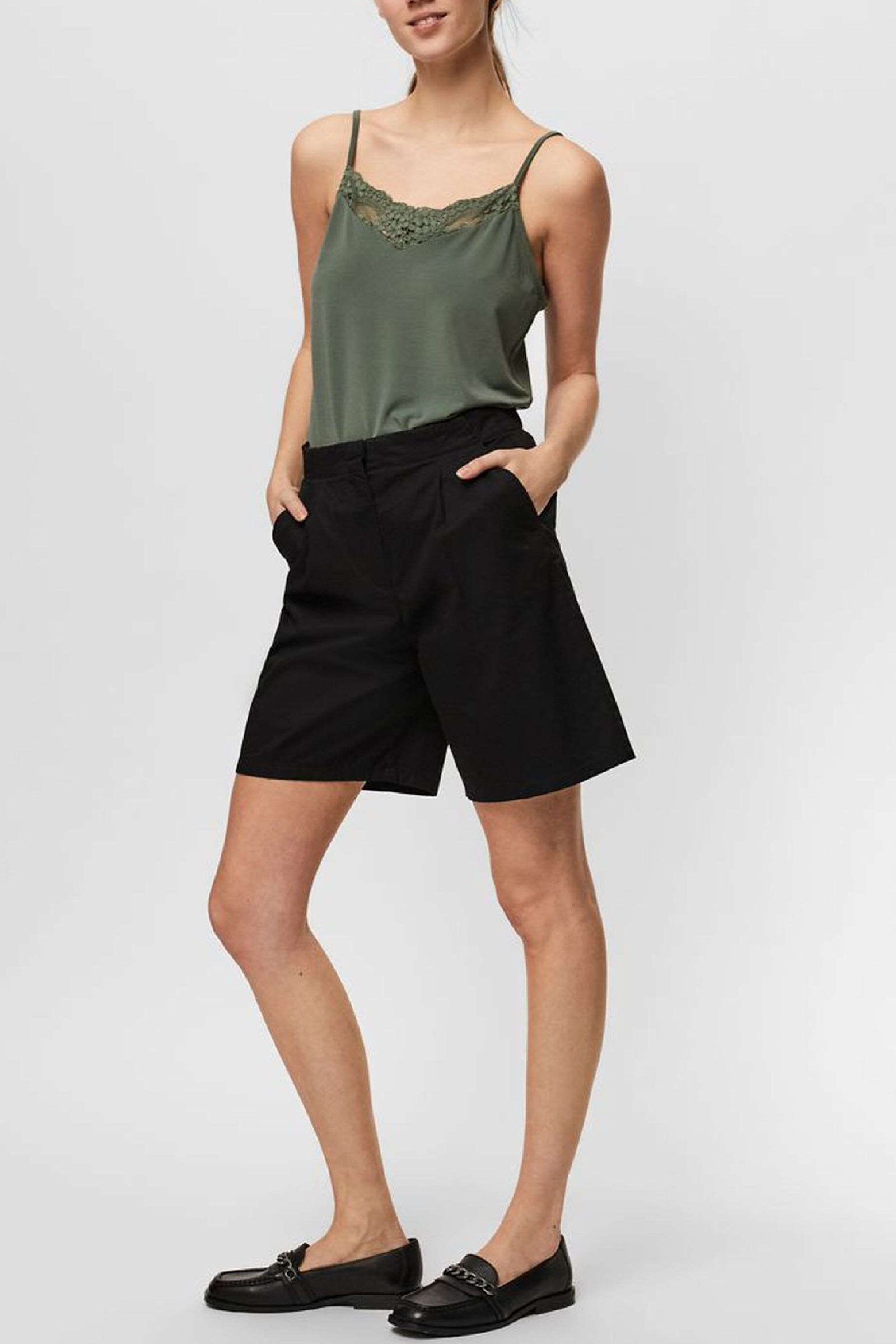 VERO MODA Shorts Woman VERO MODA |  | 10249137Black