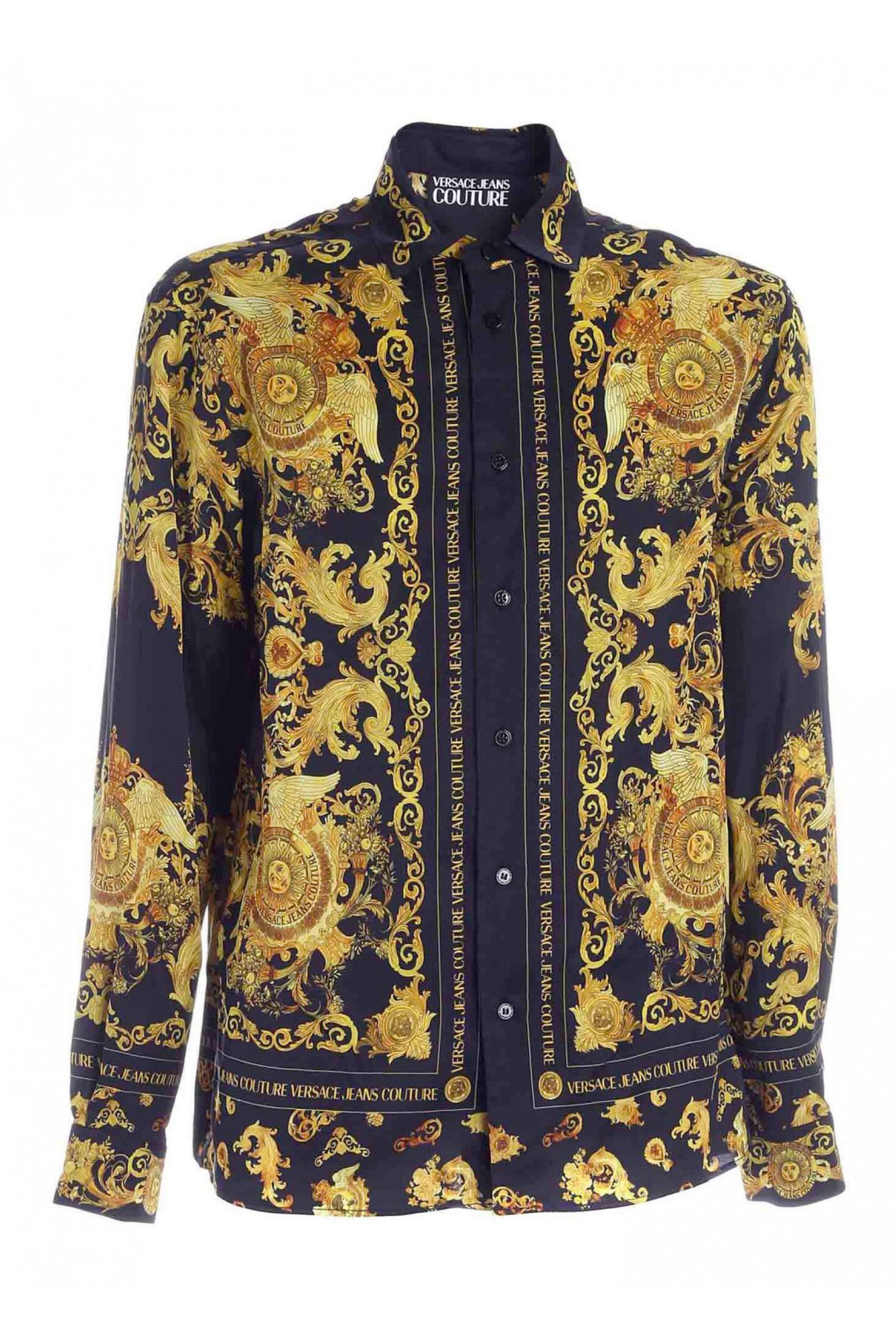VERSACE JEANS COUTURE Men's shirt VERSACE JEANS COUTURE | Shirt | B1GWA6R3S0273899