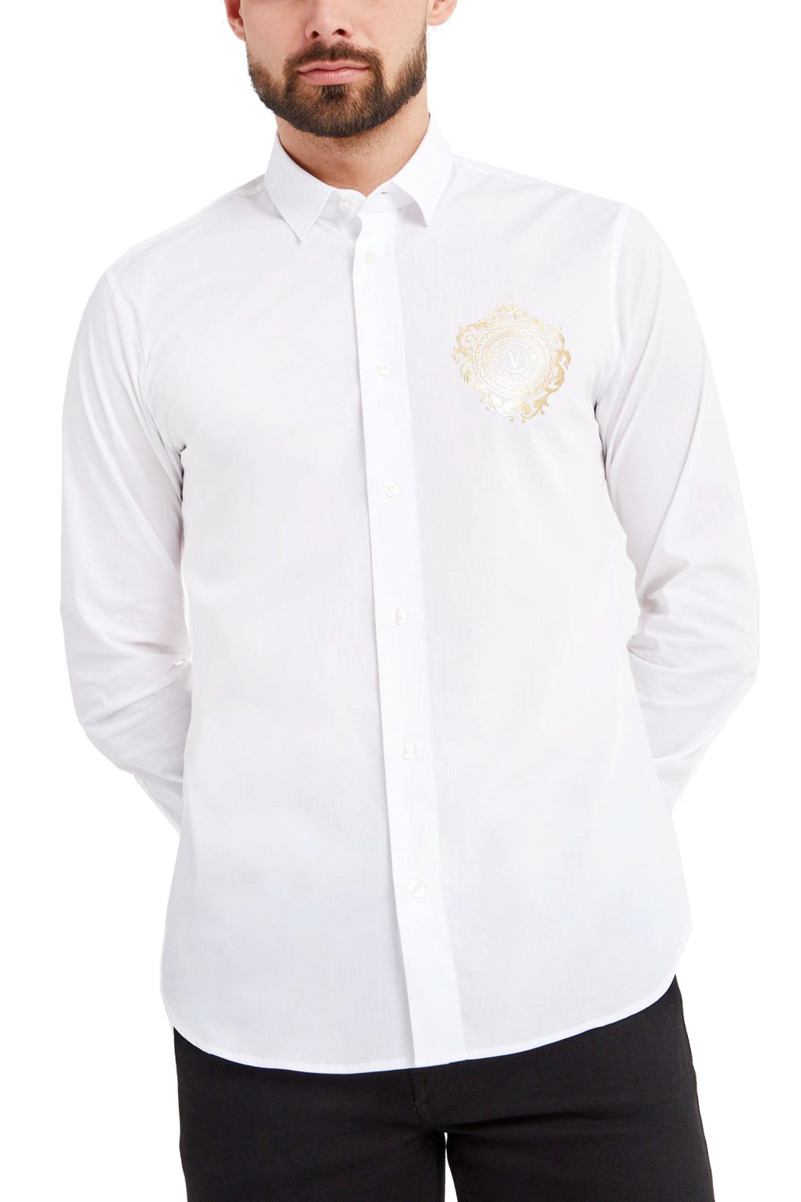 VERSACE JEANS COUTURE Camicia Uomo VERSACE JEANS COUTURE | Camicia | B1GWA6S5304213