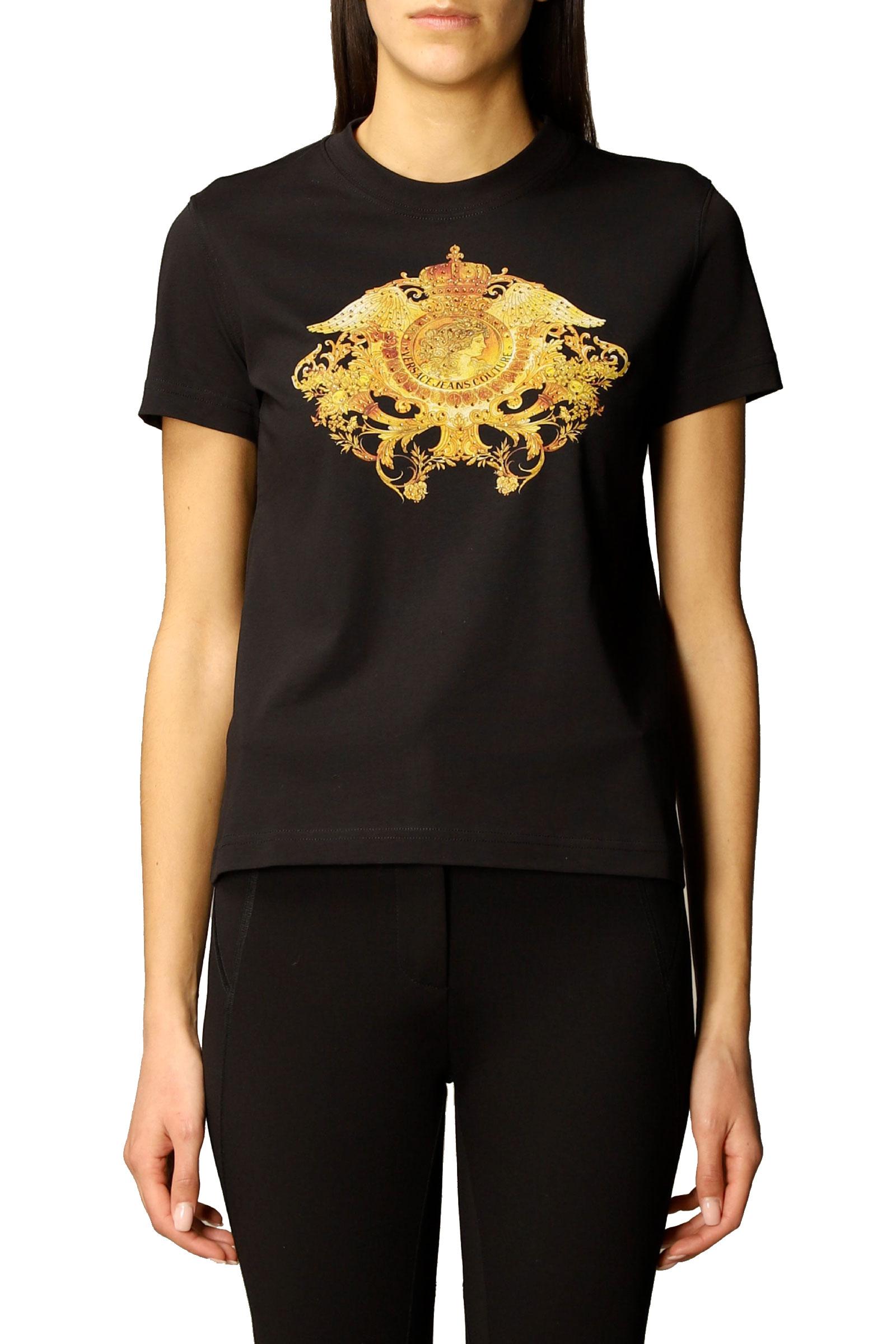 VERSACE JEANS COUTURE Women's T-Shirt VERSACE JEANS COUTURE | T-Shirt | B2HWA72911620899