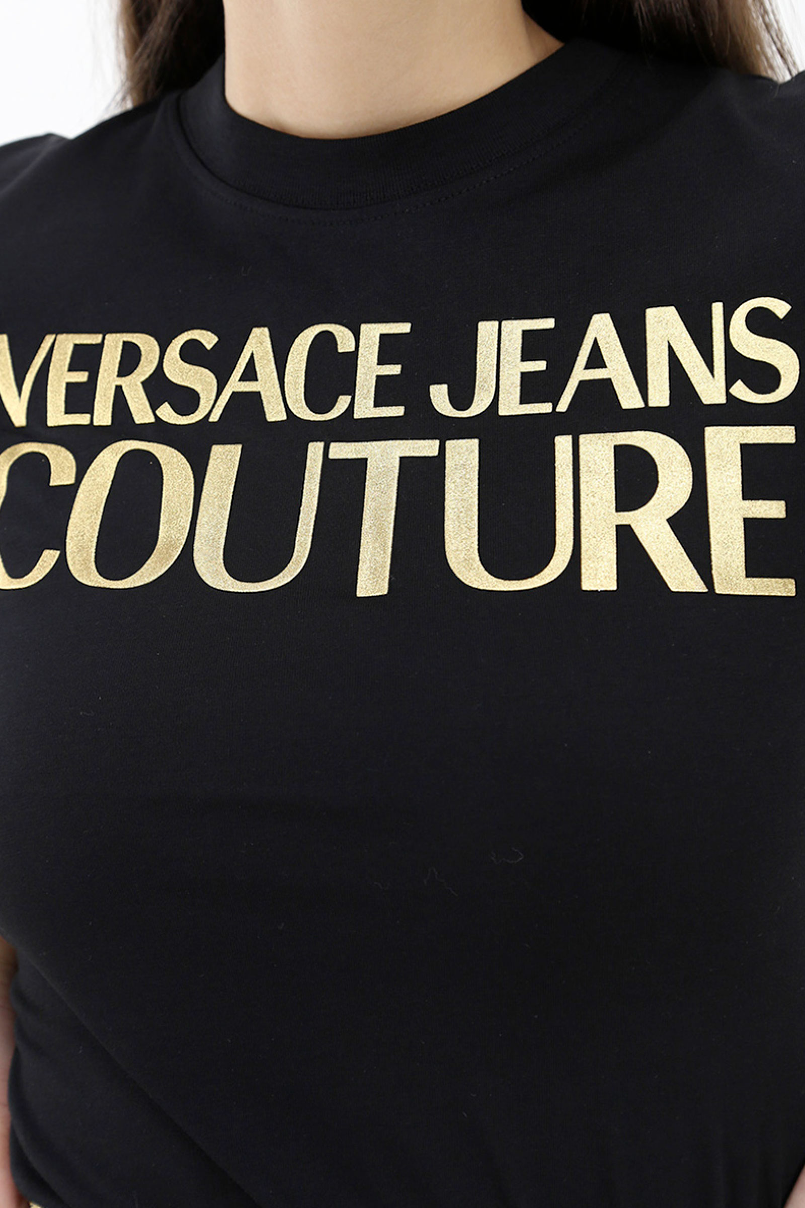 VERSACE JEANS COUTURE Women's T-Shirt VERSACE JEANS COUTURE | T-Shirt | B2HWA7TB30319K42