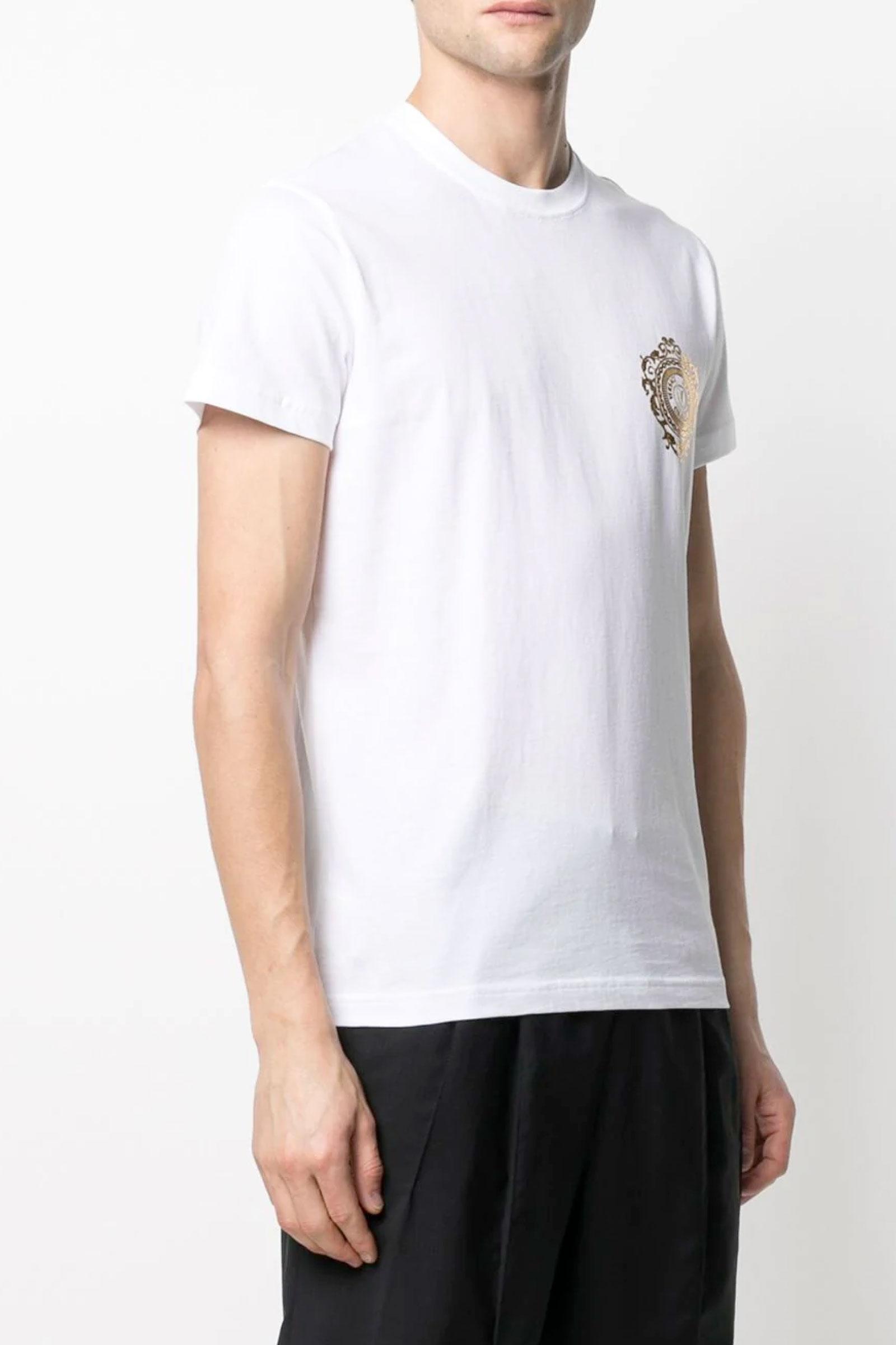 VERSACE JEANS COUTURE Men's T-Shirt VERSACE JEANS COUTURE | T-Shirt | B3GWA71F30454K41