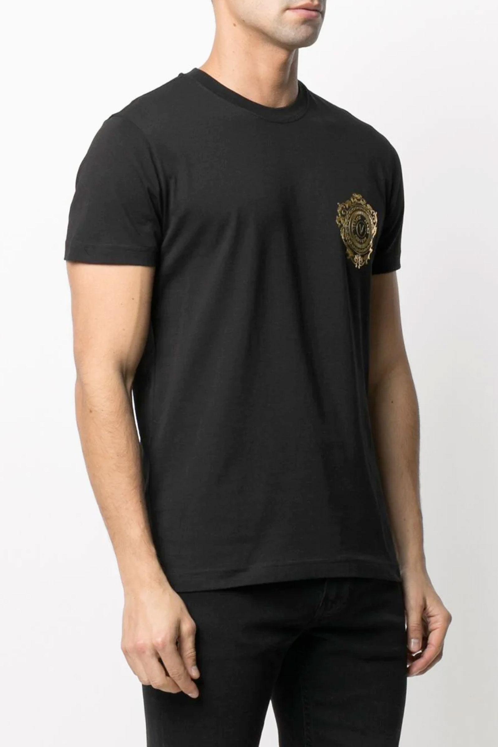 VERSACE JEANS COUTURE Men's T-Shirt VERSACE JEANS COUTURE | T-Shirt | B3GWA71F30454K42