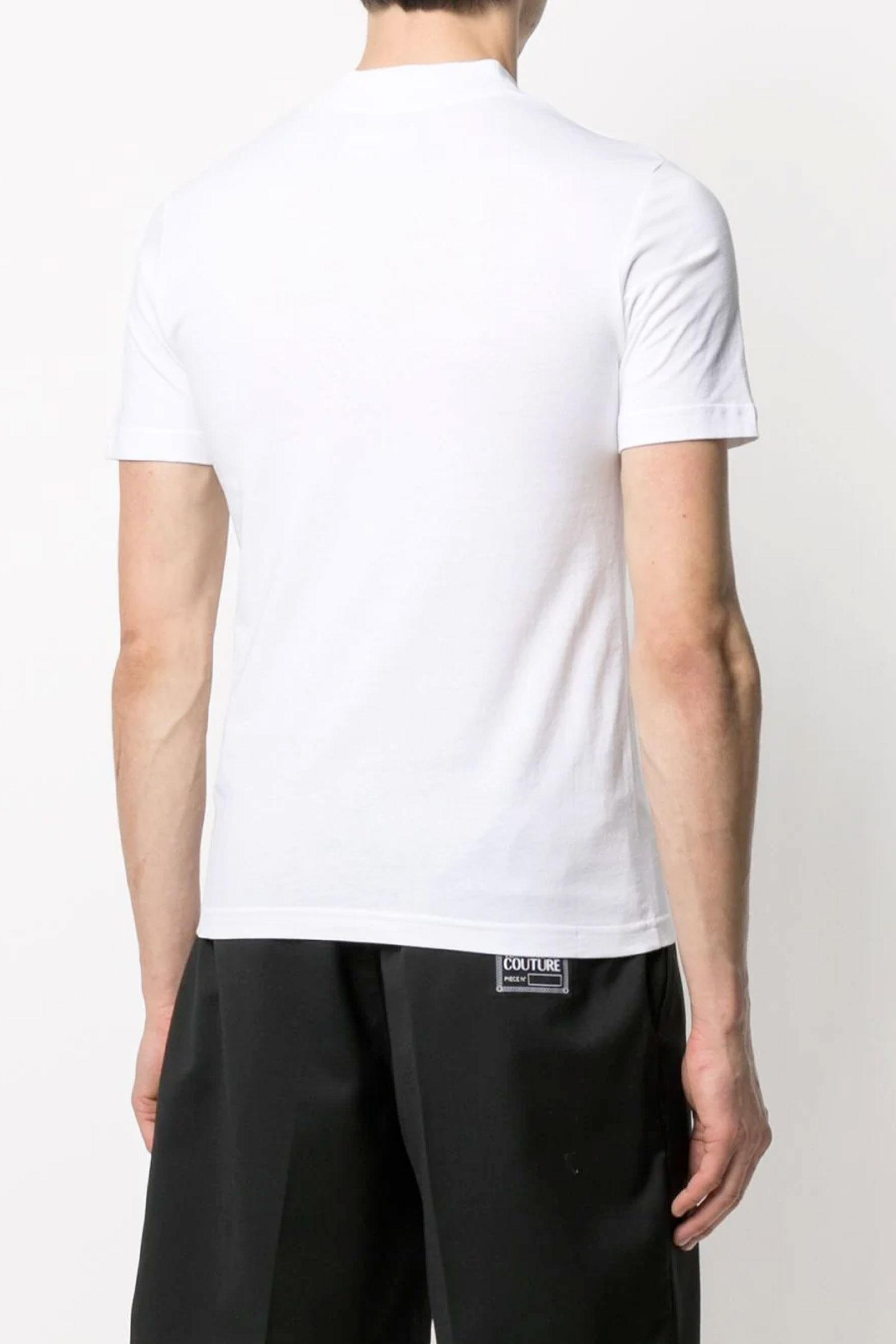 VERSACE JEANS COUTURE Men's T-Shirt VERSACE JEANS COUTURE | T-Shirt | B3GWA720116203
