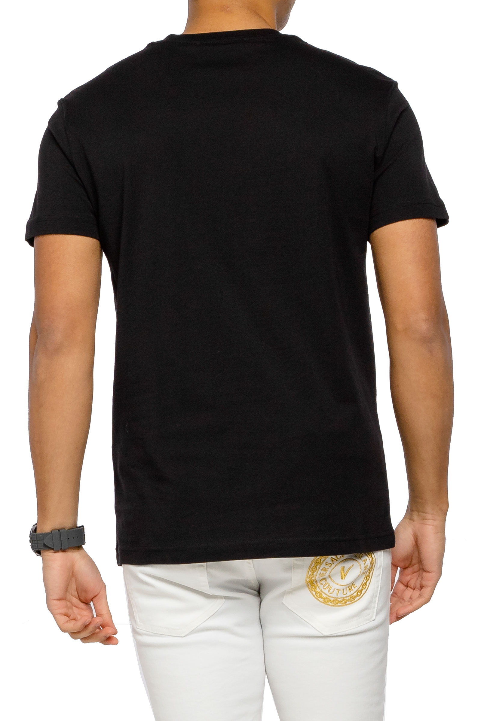 VERSACE JEANS COUTURE T-Shirt Uomo VERSACE JEANS COUTURE | T-Shirt | B3GWA7GB30382899
