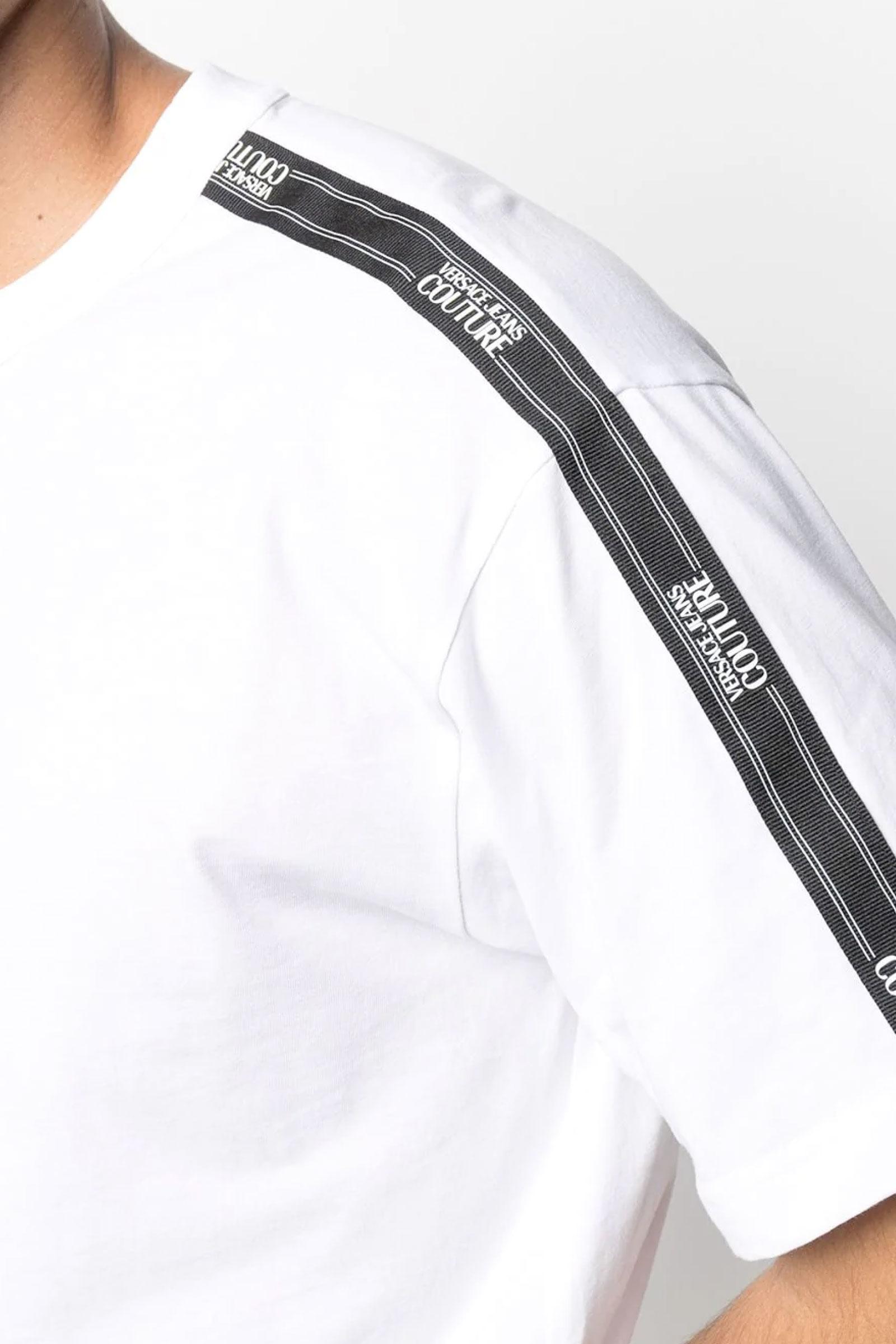 VERSACE JEANS COUTURE Men's T-Shirt VERSACE JEANS COUTURE | T-Shirt | B3GWA7R2116203