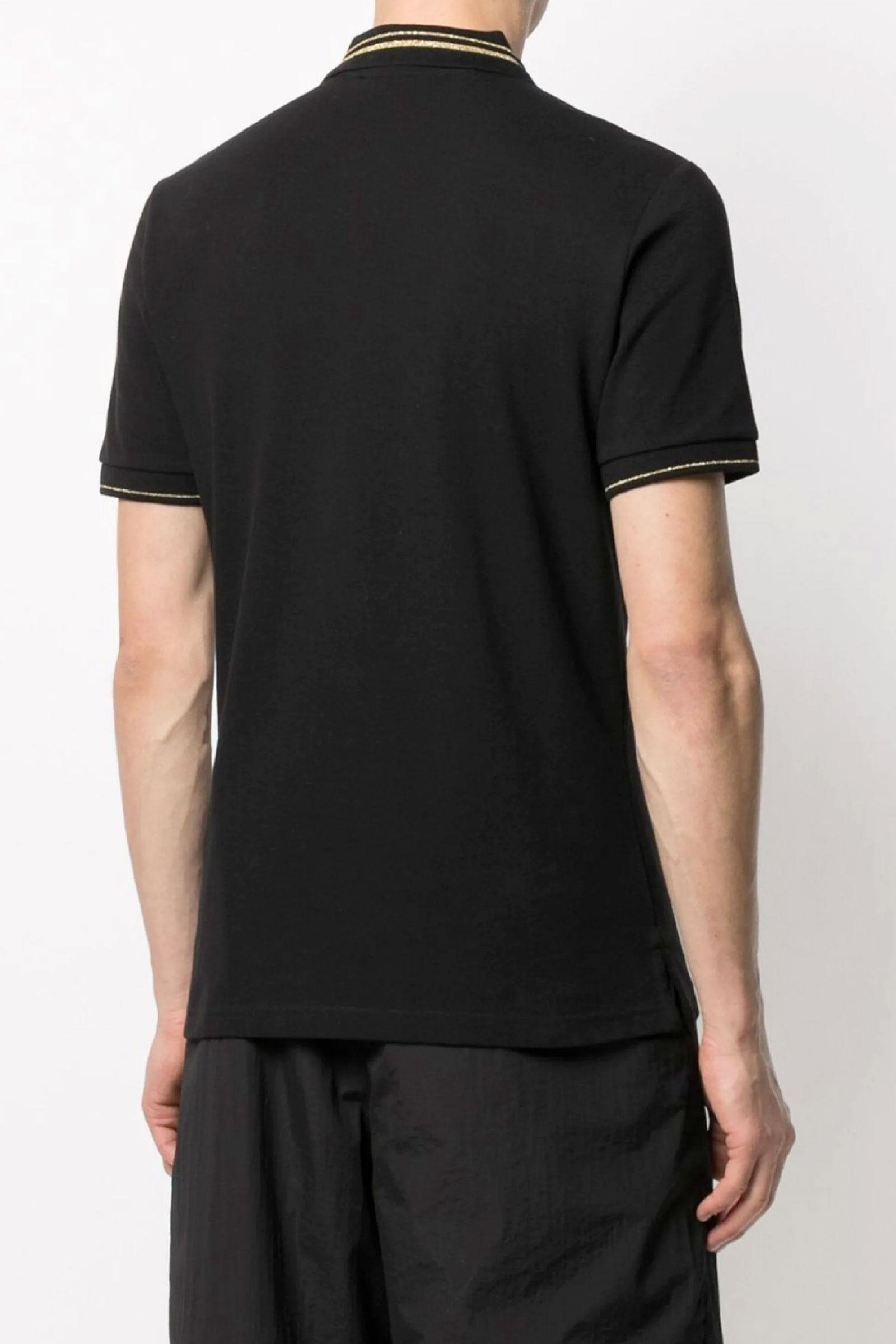 VERSACE JEANS COUTURE Men's polo shirt VERSACE JEANS COUTURE | T-Shirt | B3GWA7T336571K42