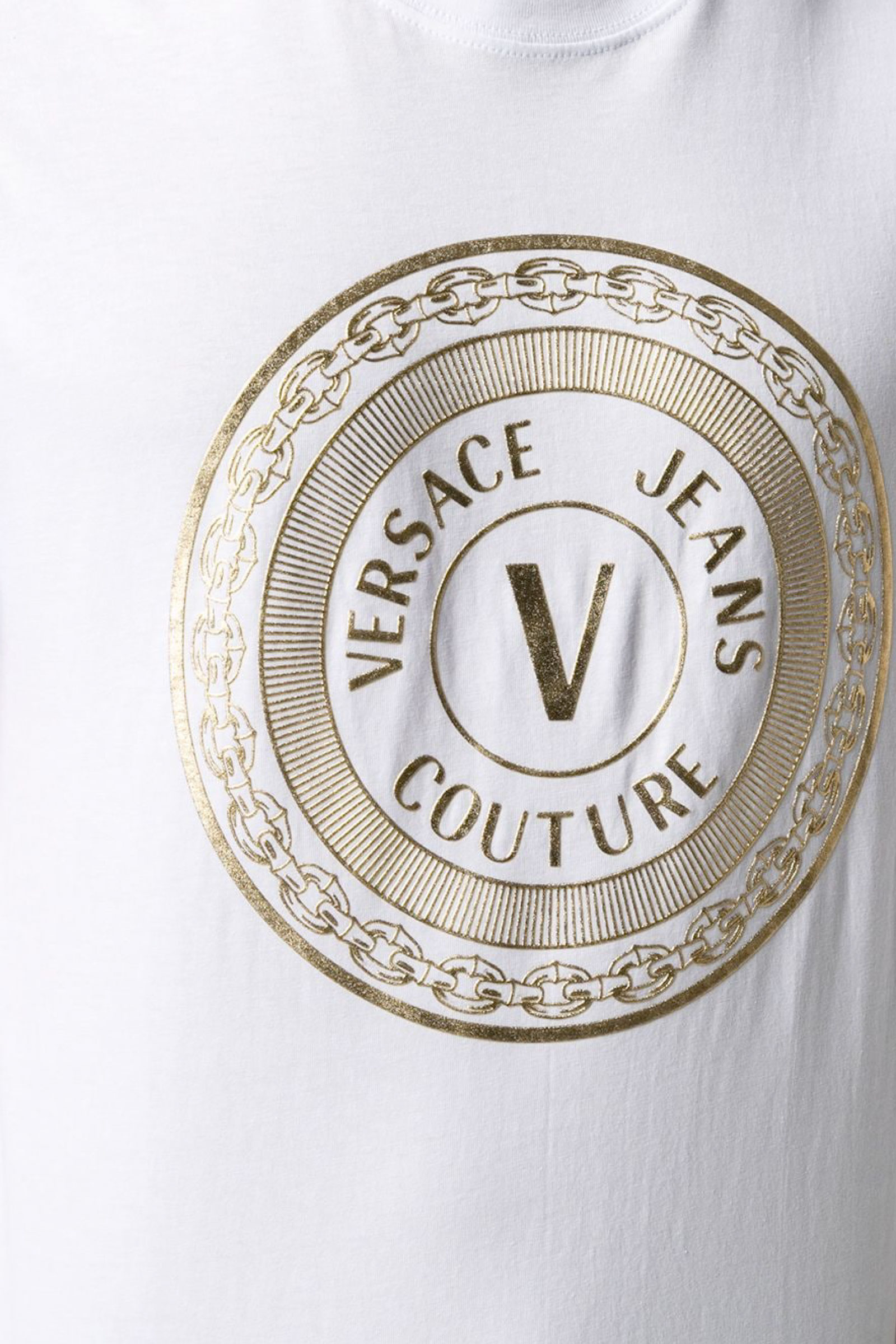VERSACE JEANS COUTURE T-Shirt Uomo VERSACE JEANS COUTURE | T-Shirt | B3GWA7TE30319K41