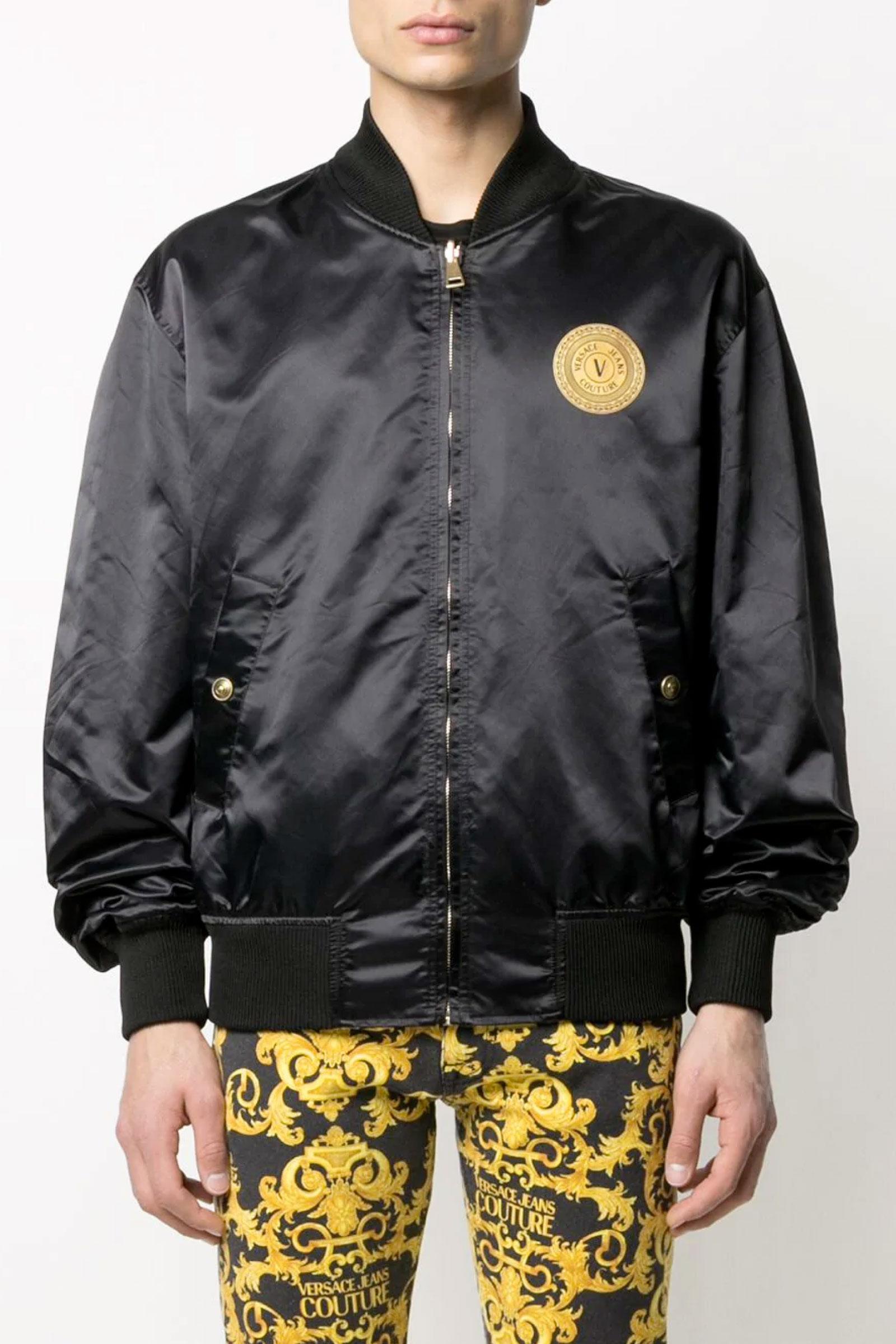 VERSACE JEANS COUTURE Doubleface Man Jacket VERSACE JEANS COUTURE | Jacket | C1GWA9A725187899