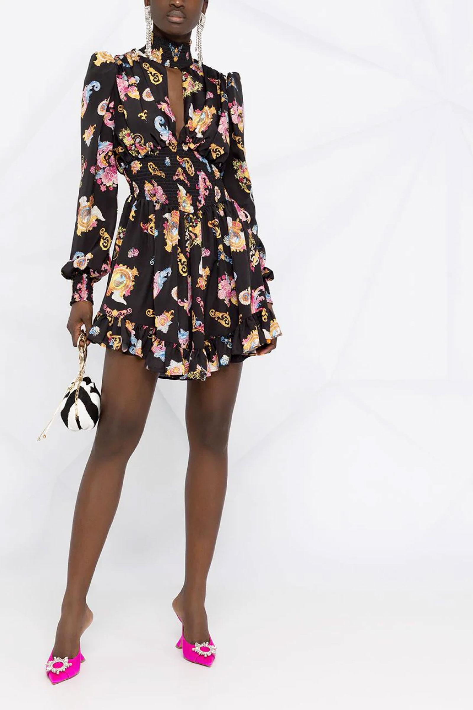 VERSACE JEANS COUTURE Vestito Donna VERSACE JEANS COUTURE | Vestito | D2HWA410S0996899