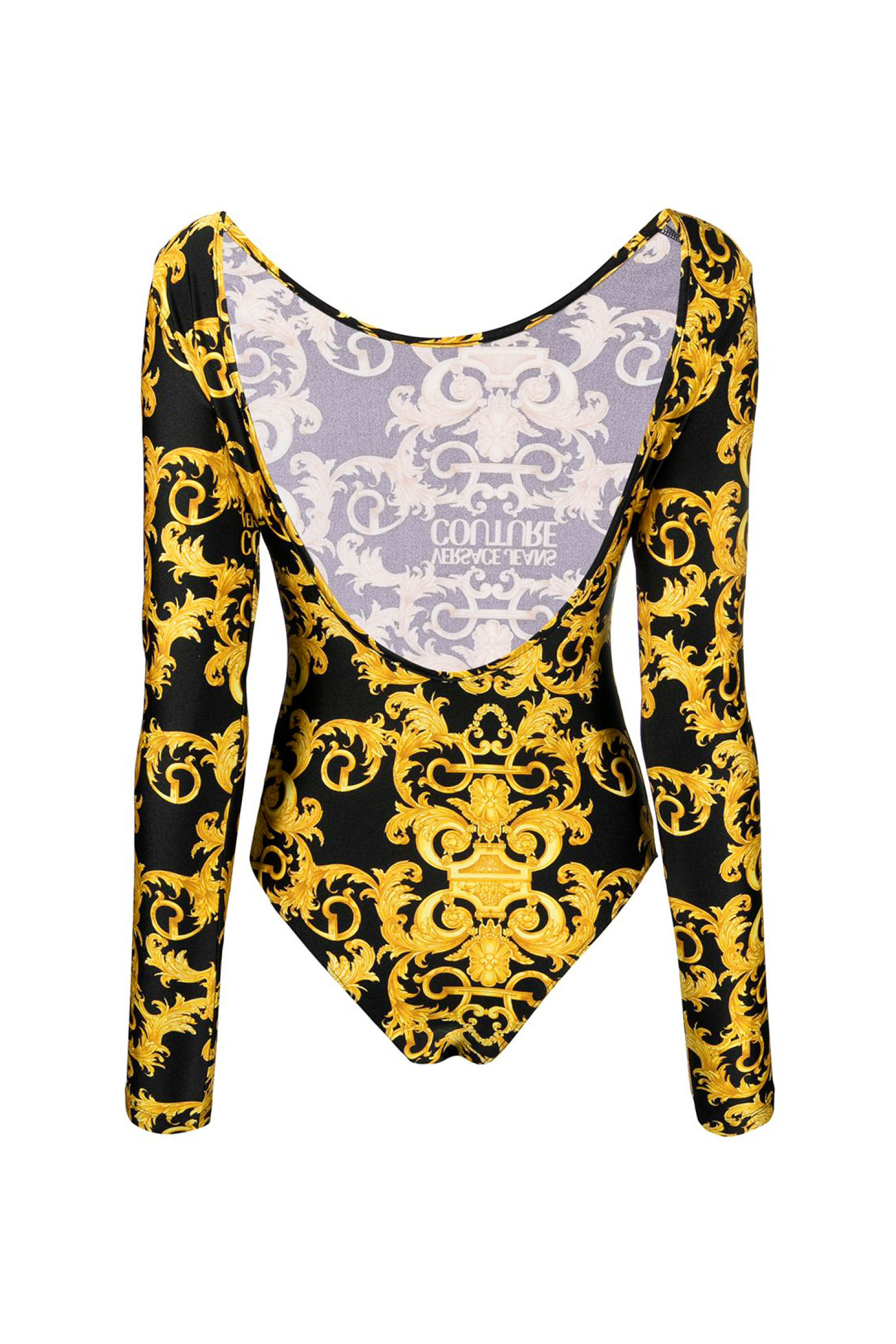 VERSACE JEANS COUTURE Body Donna VERSACE JEANS COUTURE   Body   D4HWA606S0125899