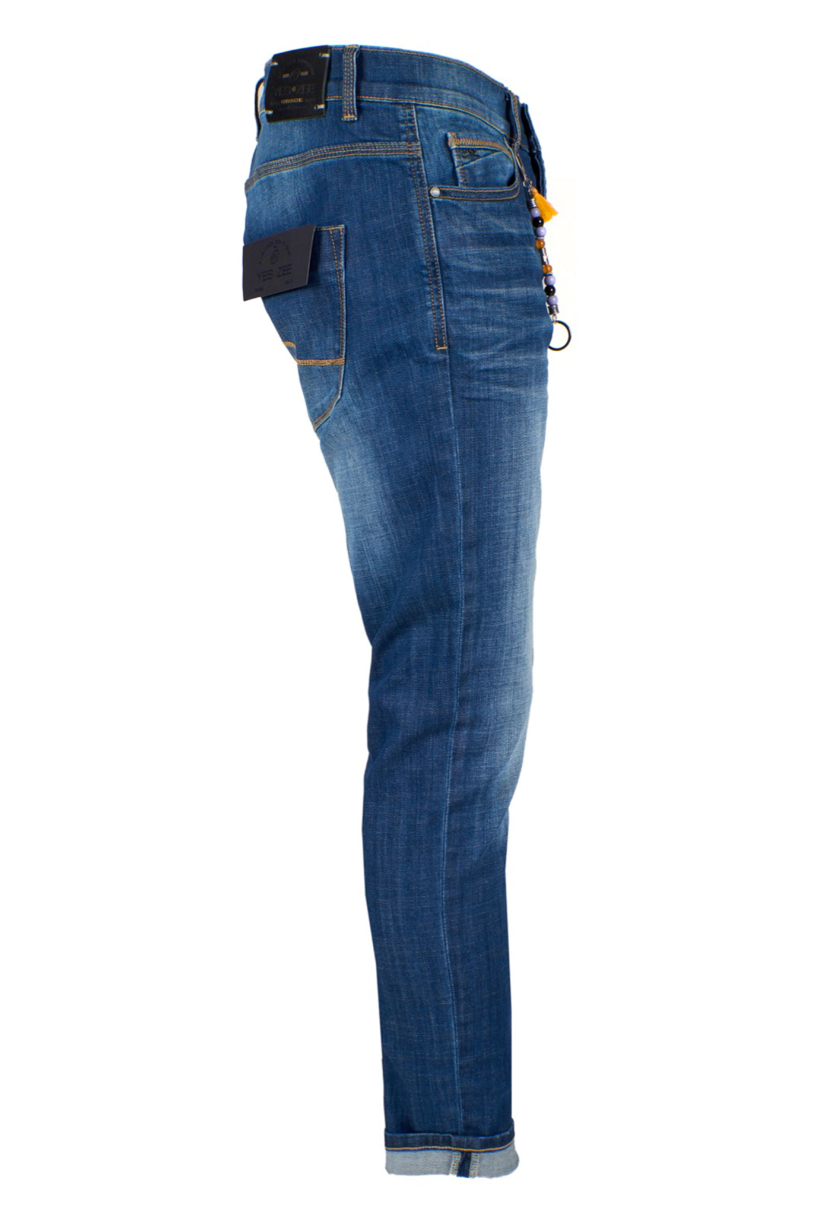 Jeans Uomo YES.ZEE | Jeans | P611 P614J712