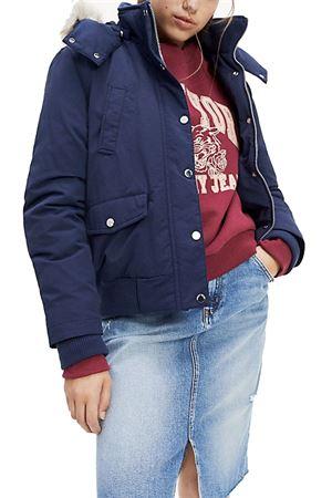 TOMMY JEANS Woman Jacket TOMMY JEANS | Jacket | DW0DW07106CBK