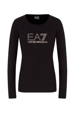 ARMANI EA7 T-Shirt Donna ARMANI EA7 | T-Shirt | 6HTT02 TJ2HZ1200